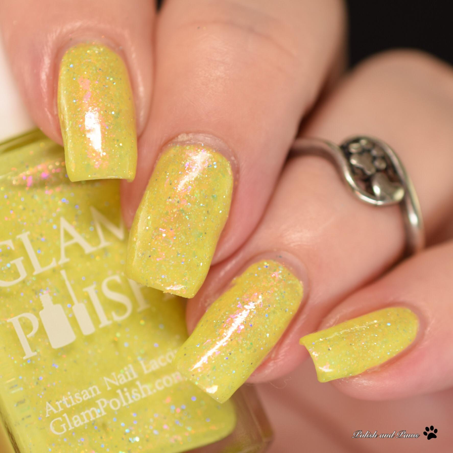 Glam Polish Later Beaches!