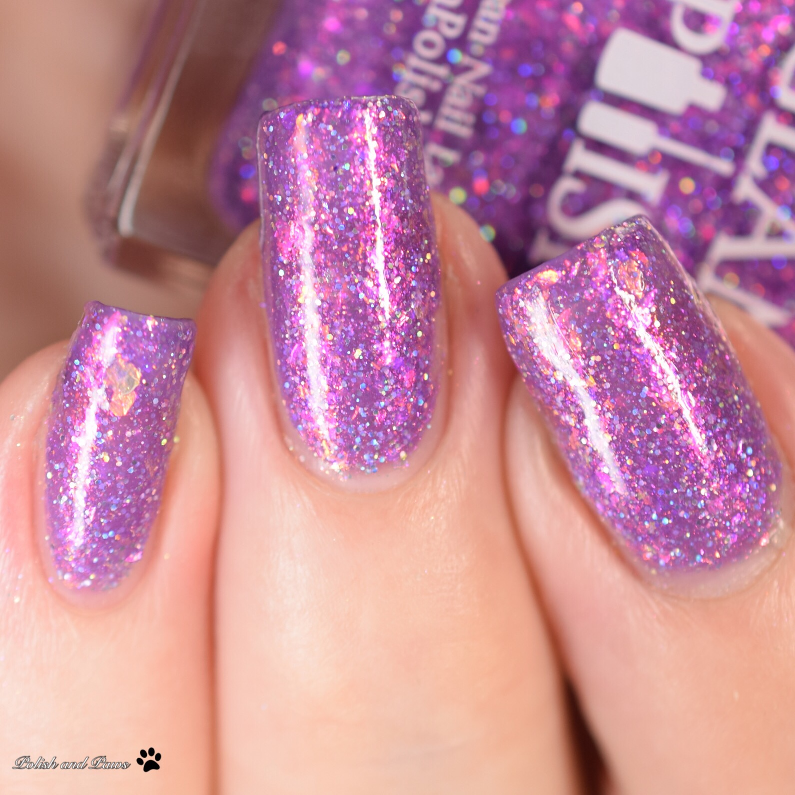 Glam Polish I'd Rather Be a Mermaid