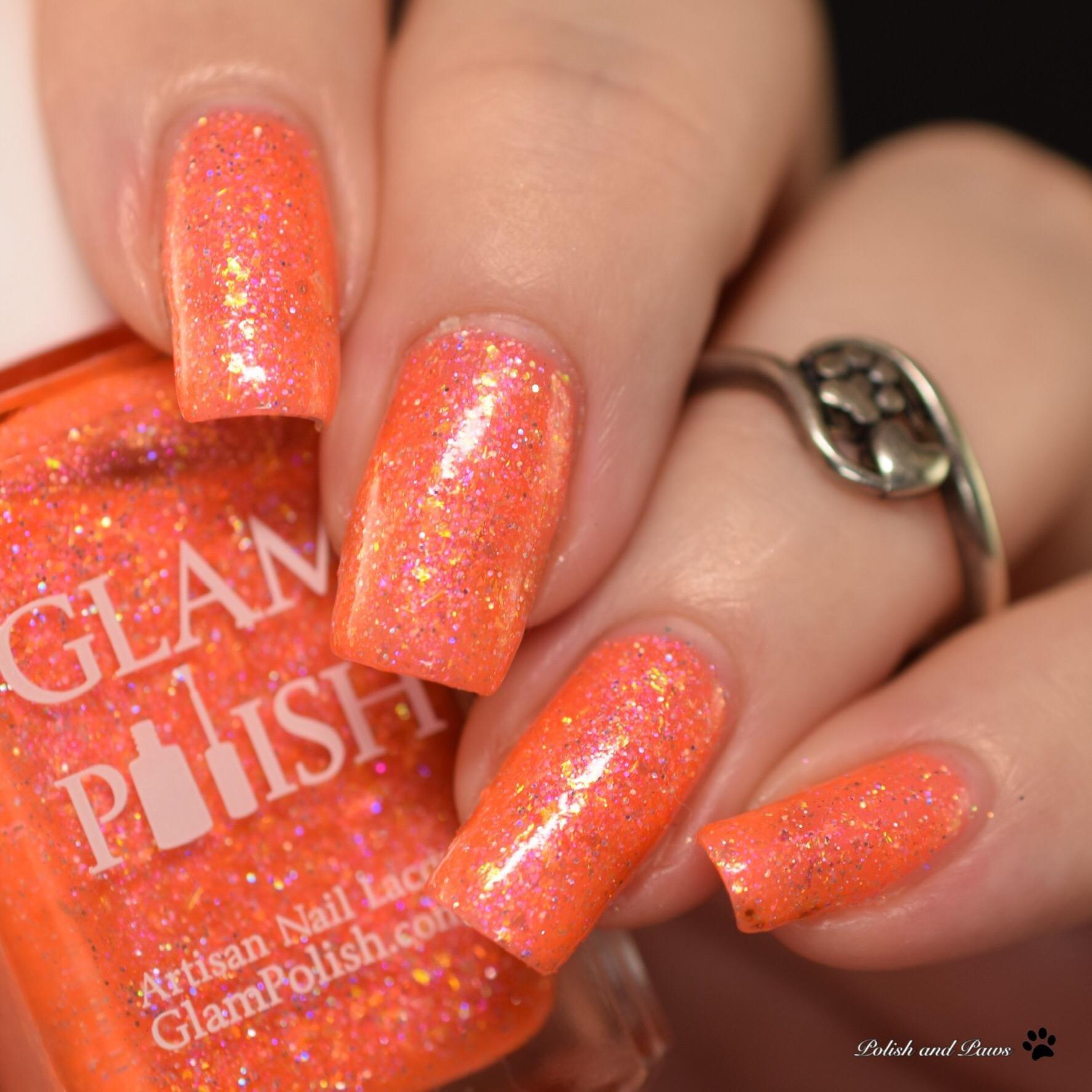 Glam Polish Happy as a Clam