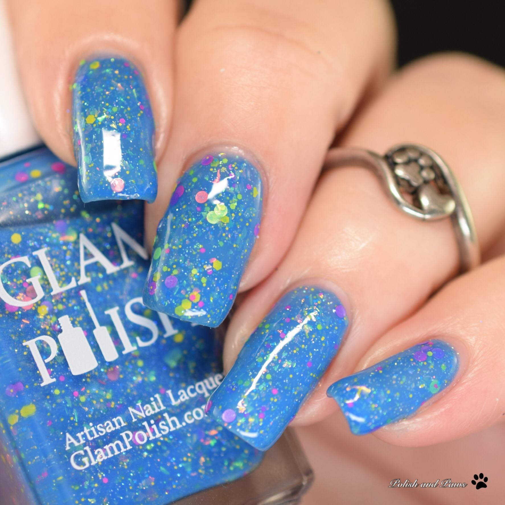 Glam Polish Sea You Soon!