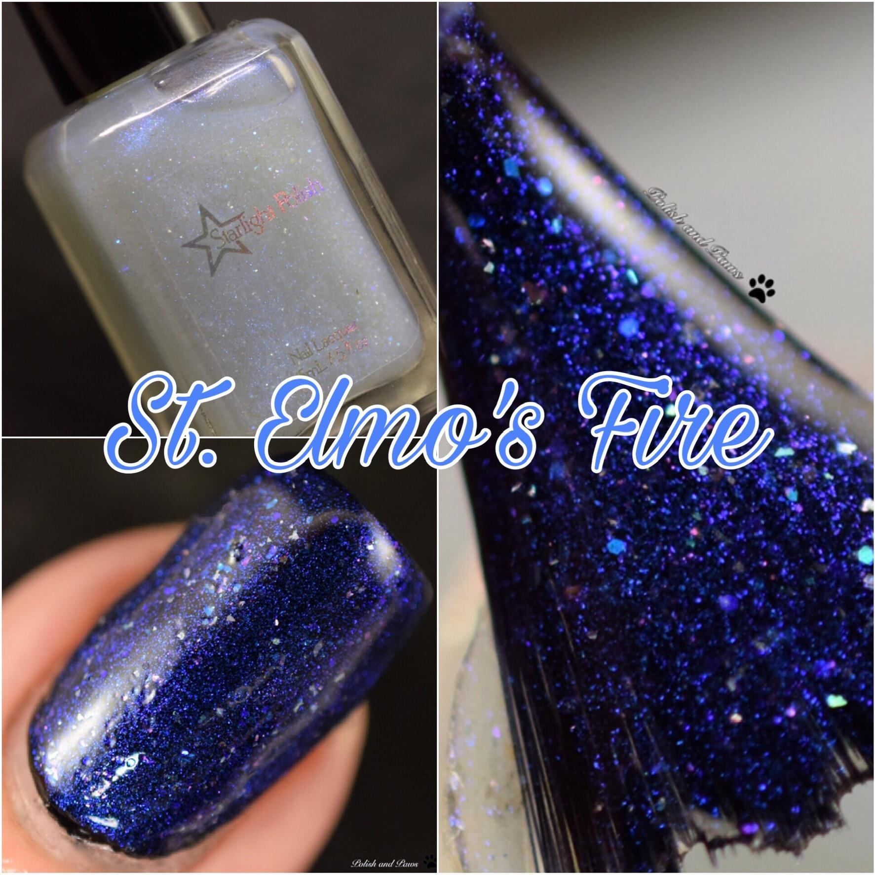 Starlight Nail Polish St Elmo's Fire