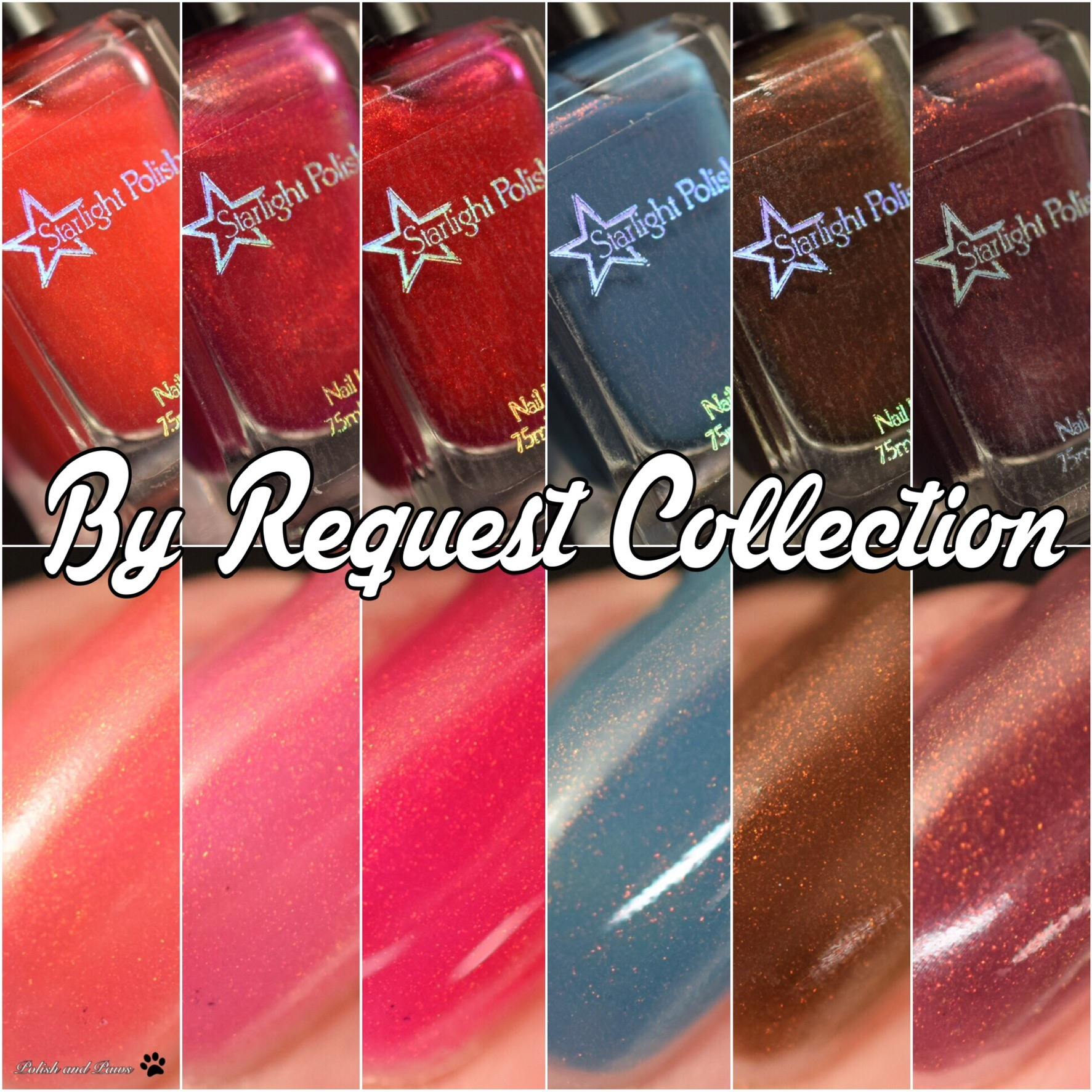 Starlight Polish By Request Collection