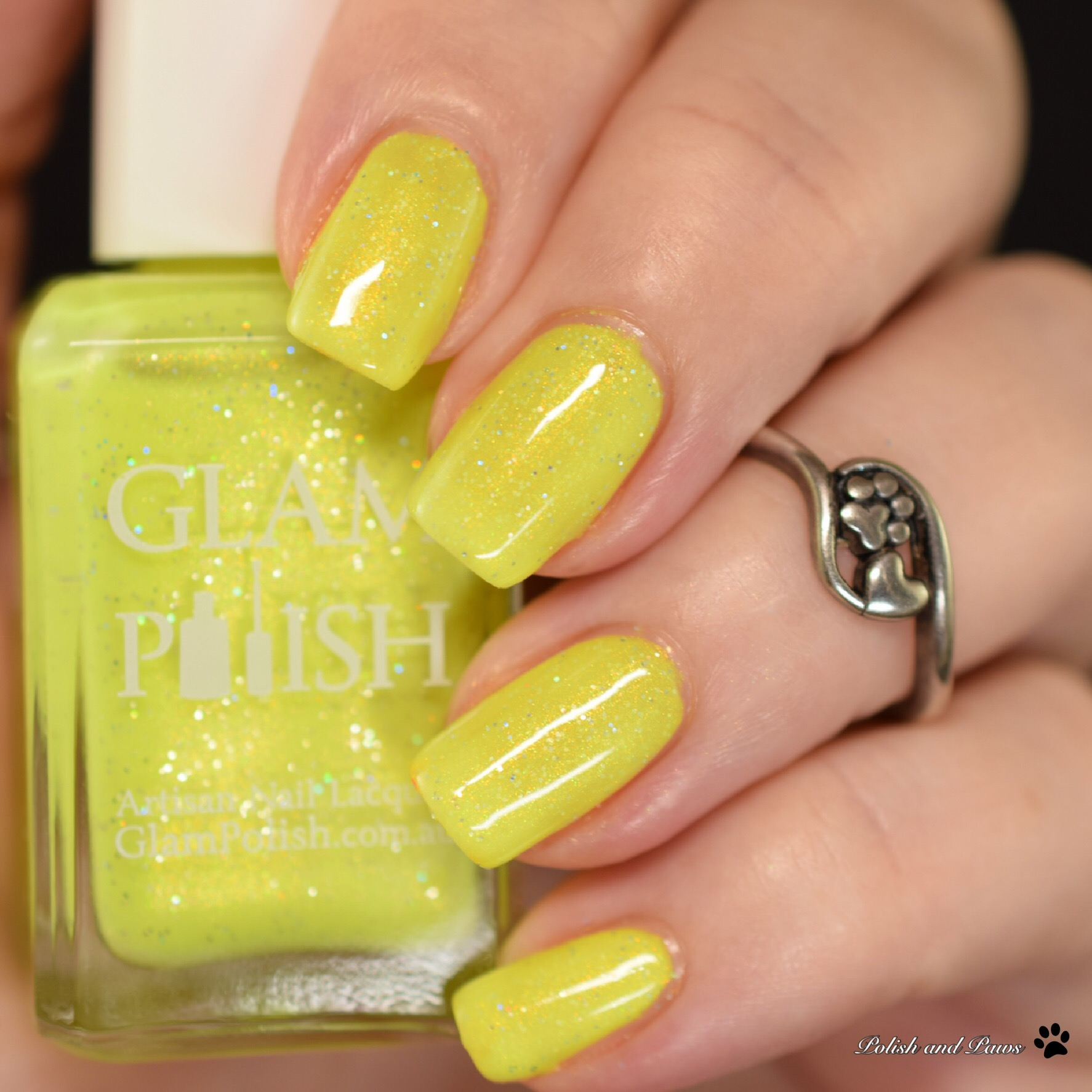 Glam Polish Pizzazz
