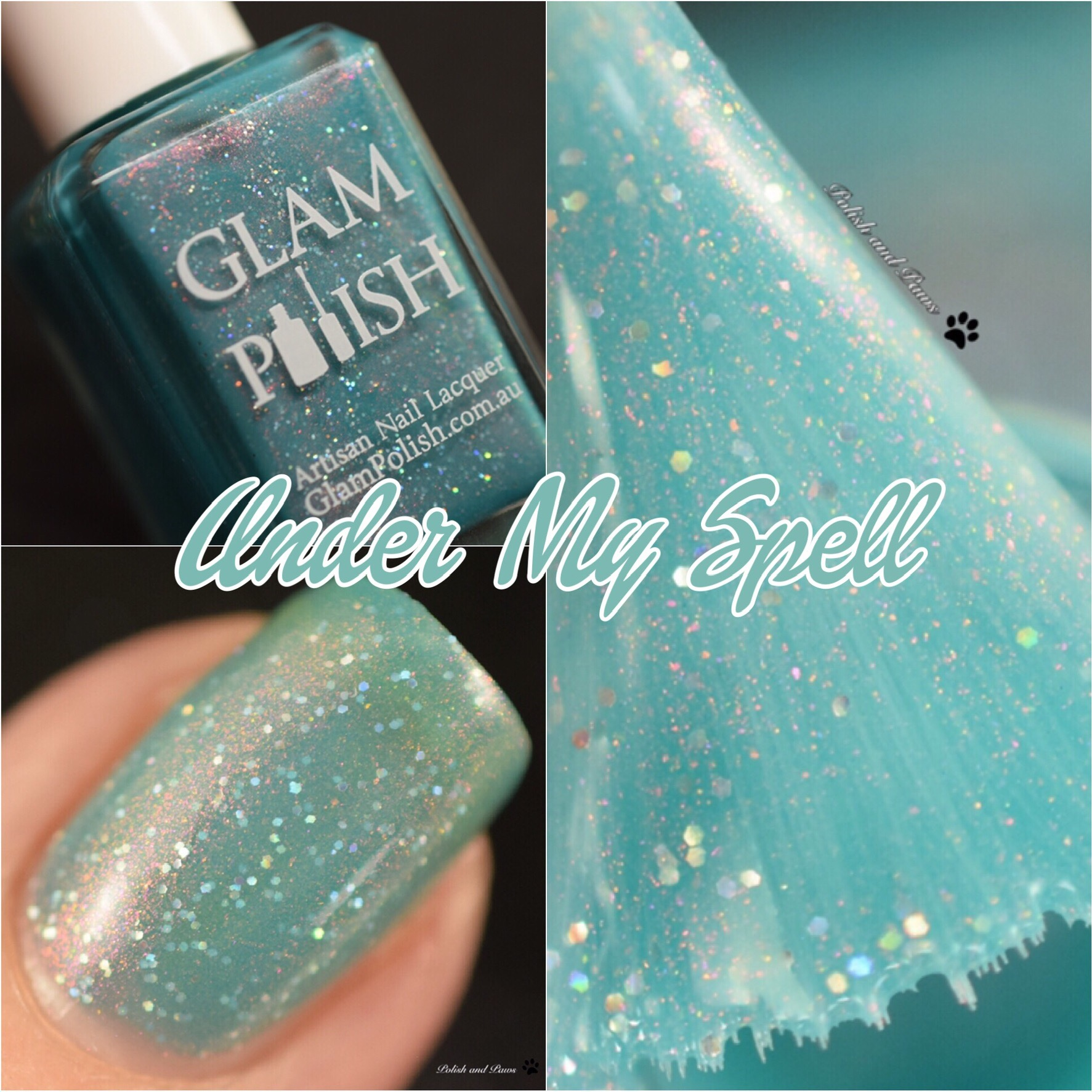 Glam Polish Under my Spell