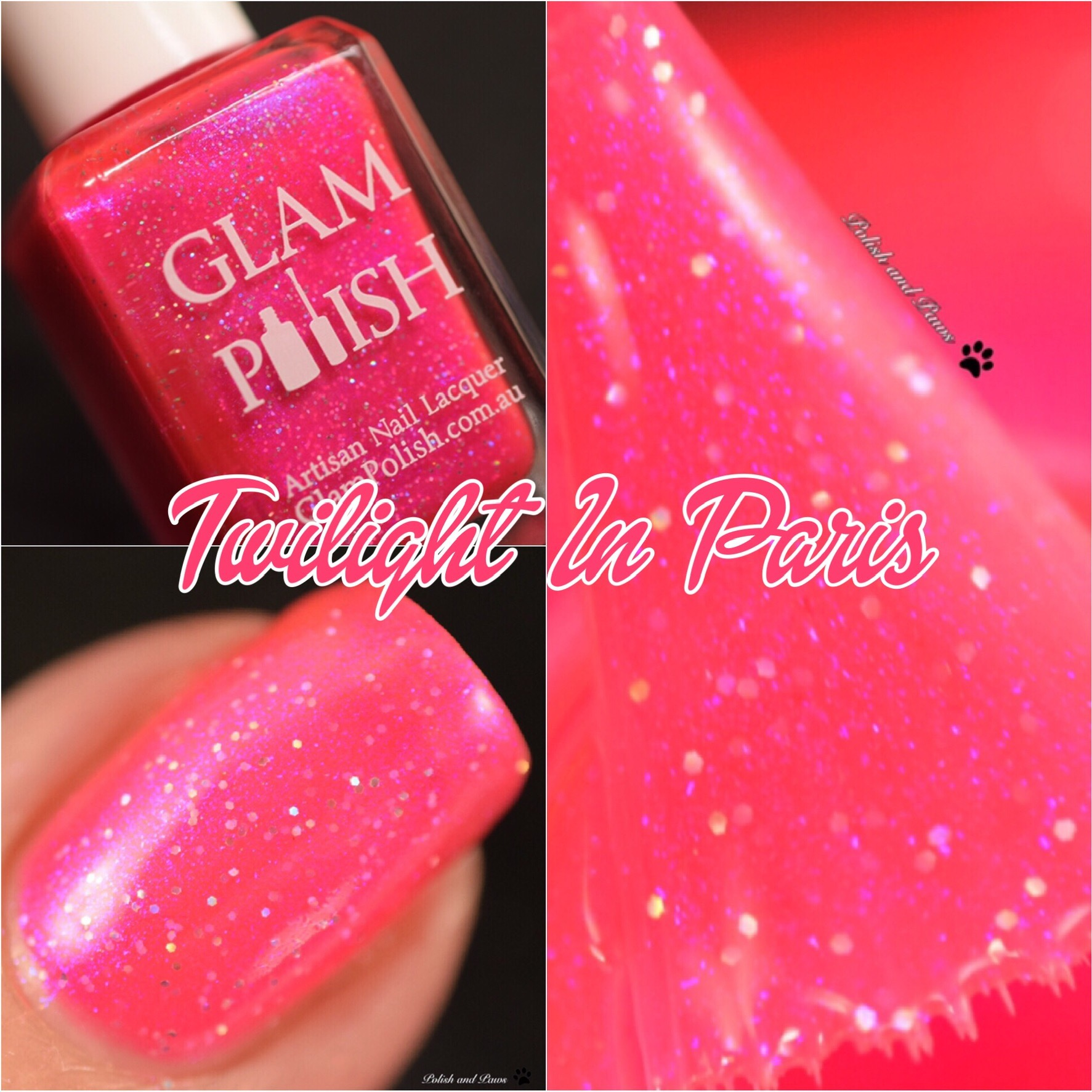 Glam Polish Twilight in Paris