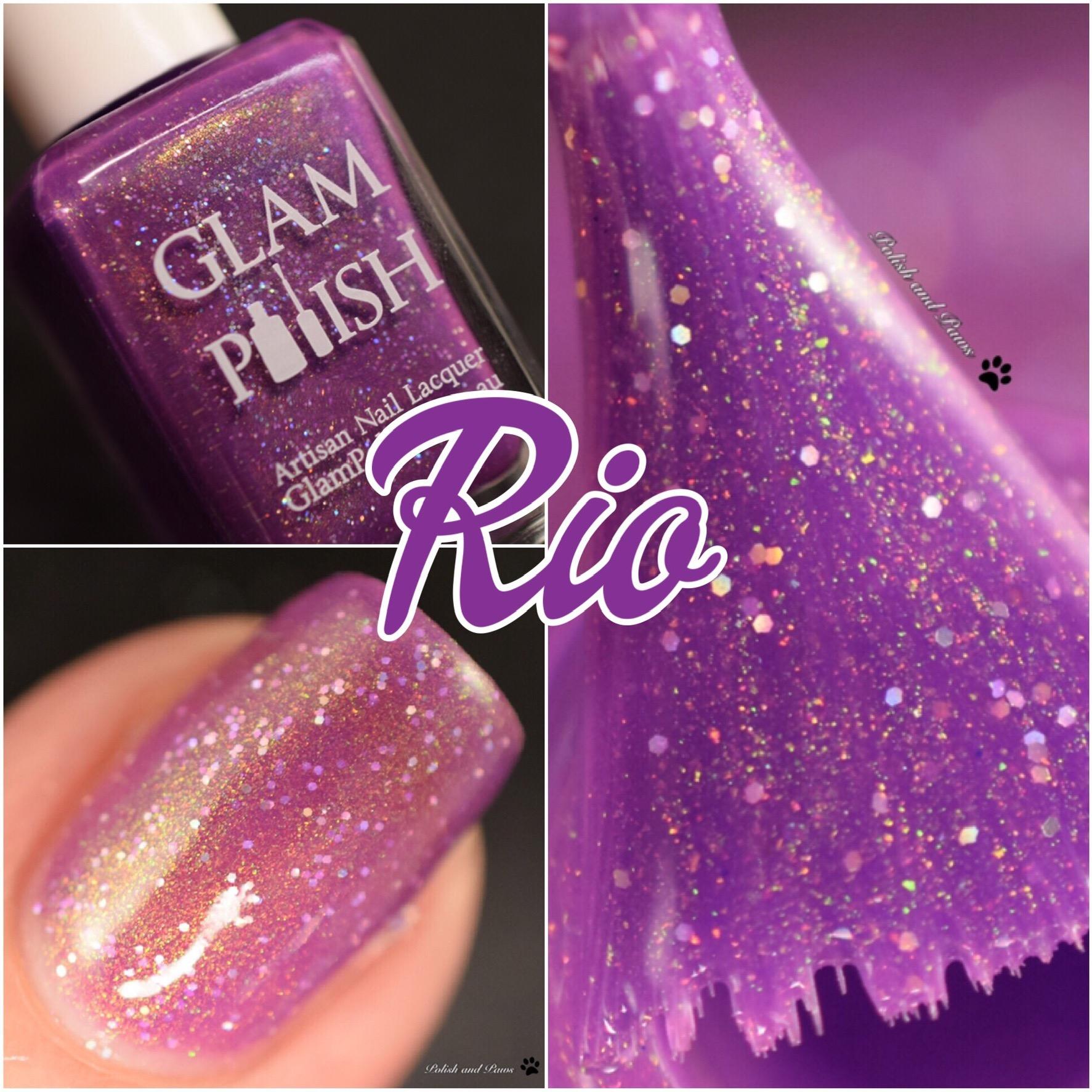 Glam Polish Rio