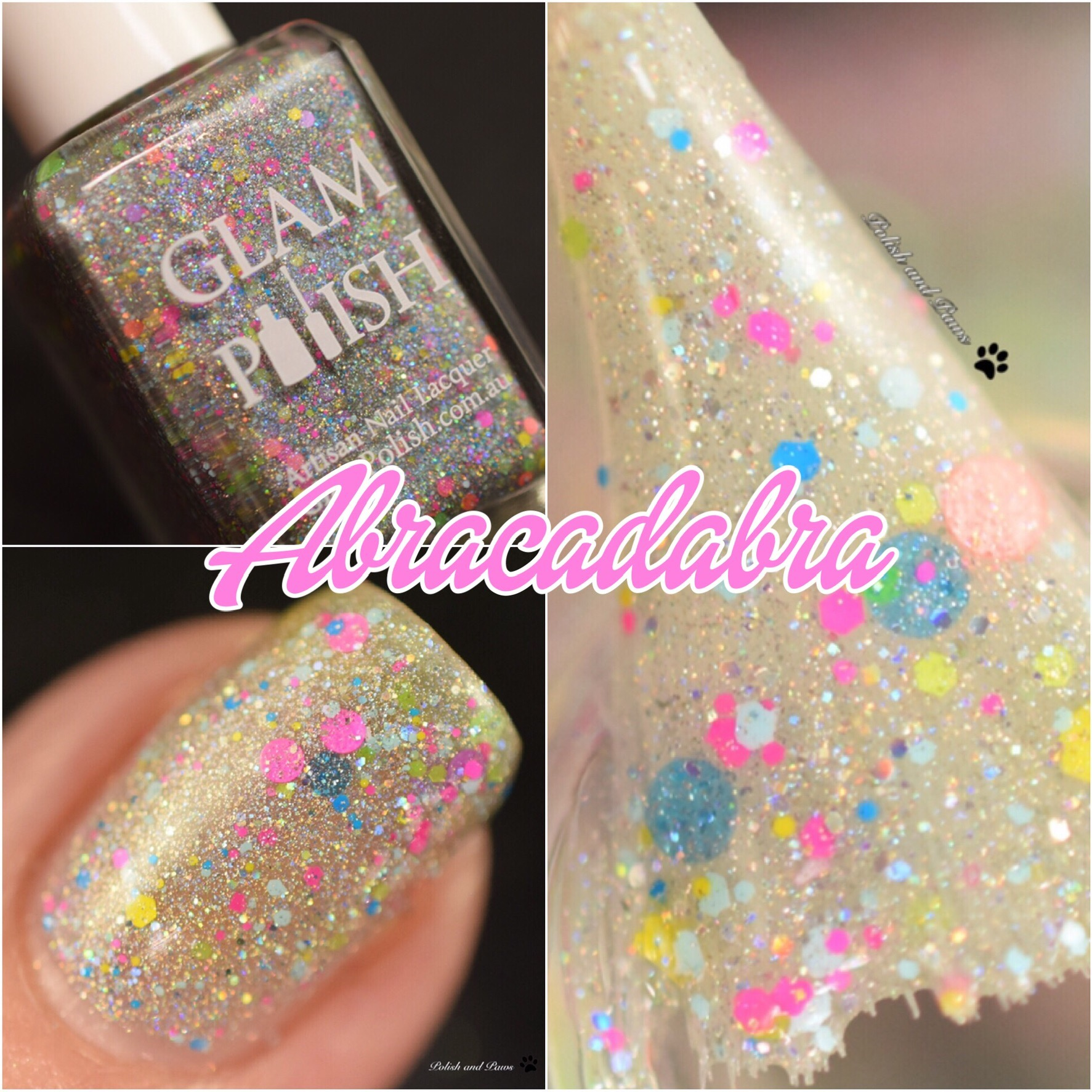 Glam Polish Abracadabra
