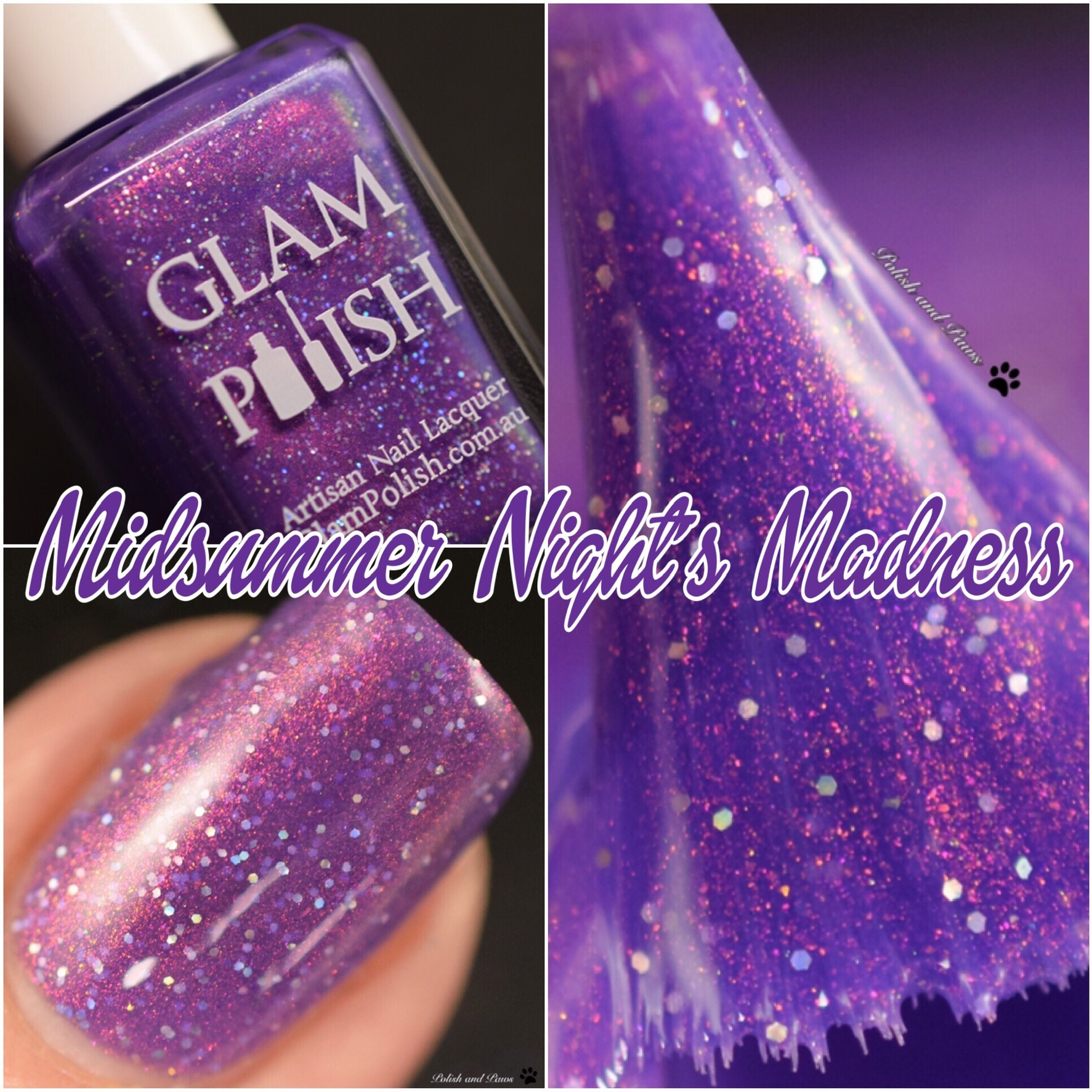 Glam Polish Midsummer Night's Madness