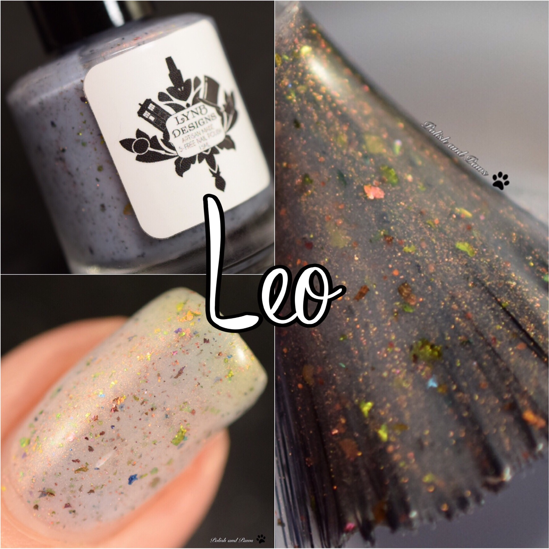 LynB Designs Leo