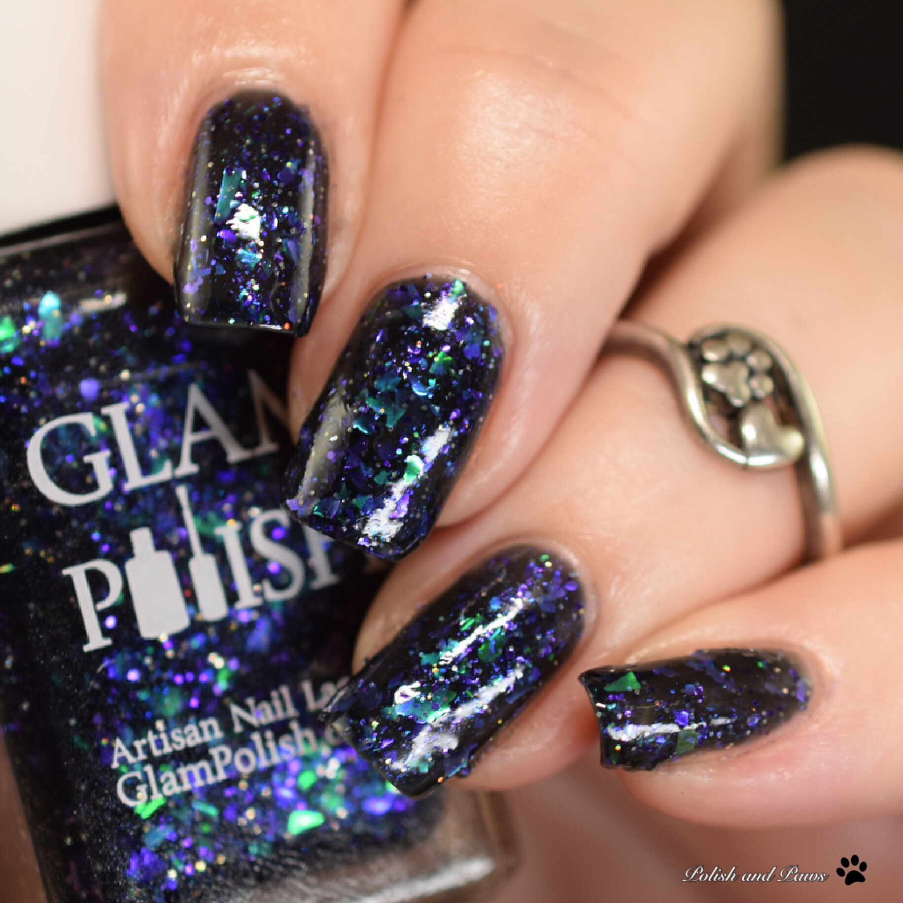 Glam Polish The Mistress of all Evil