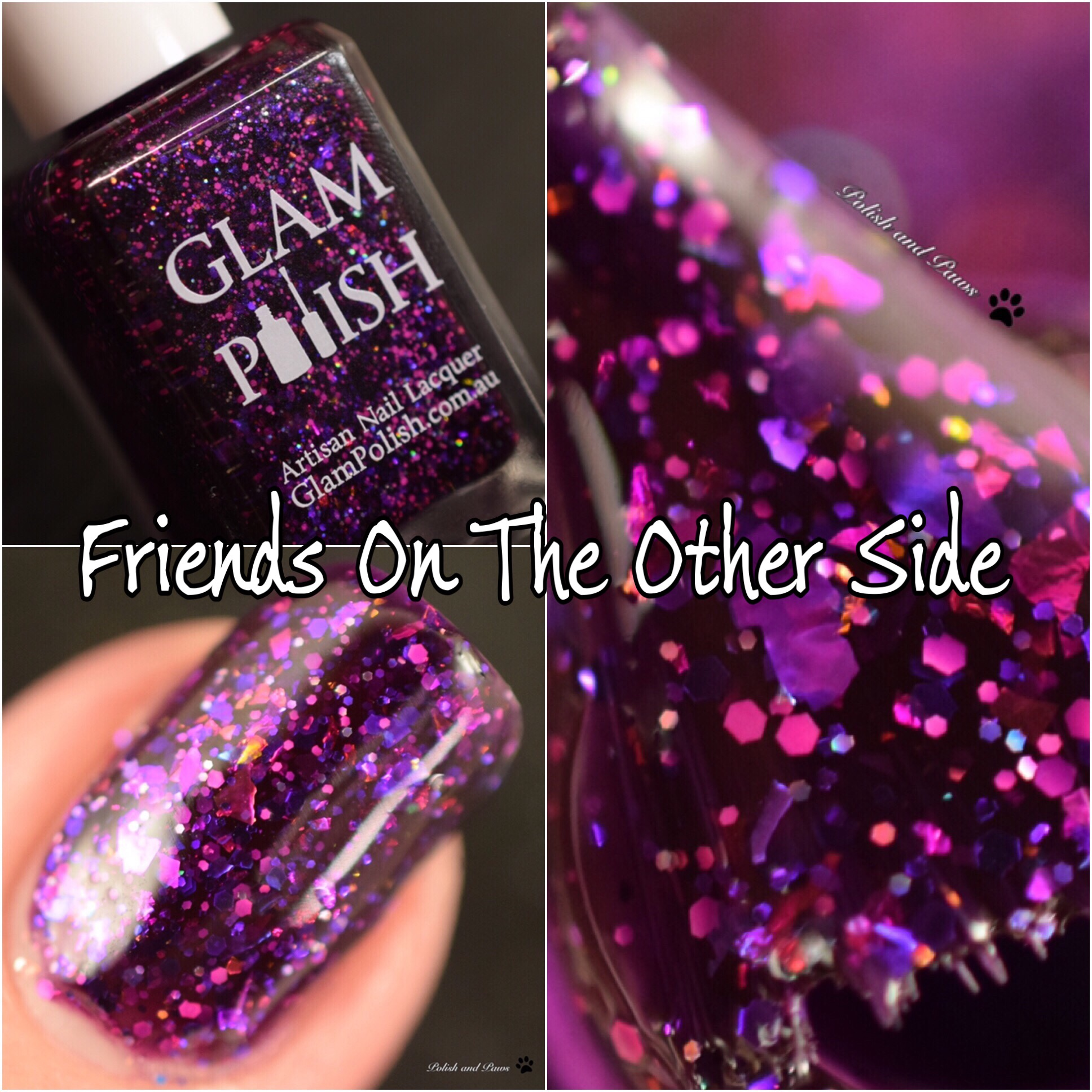 Glam Polish Friends on the Other Side