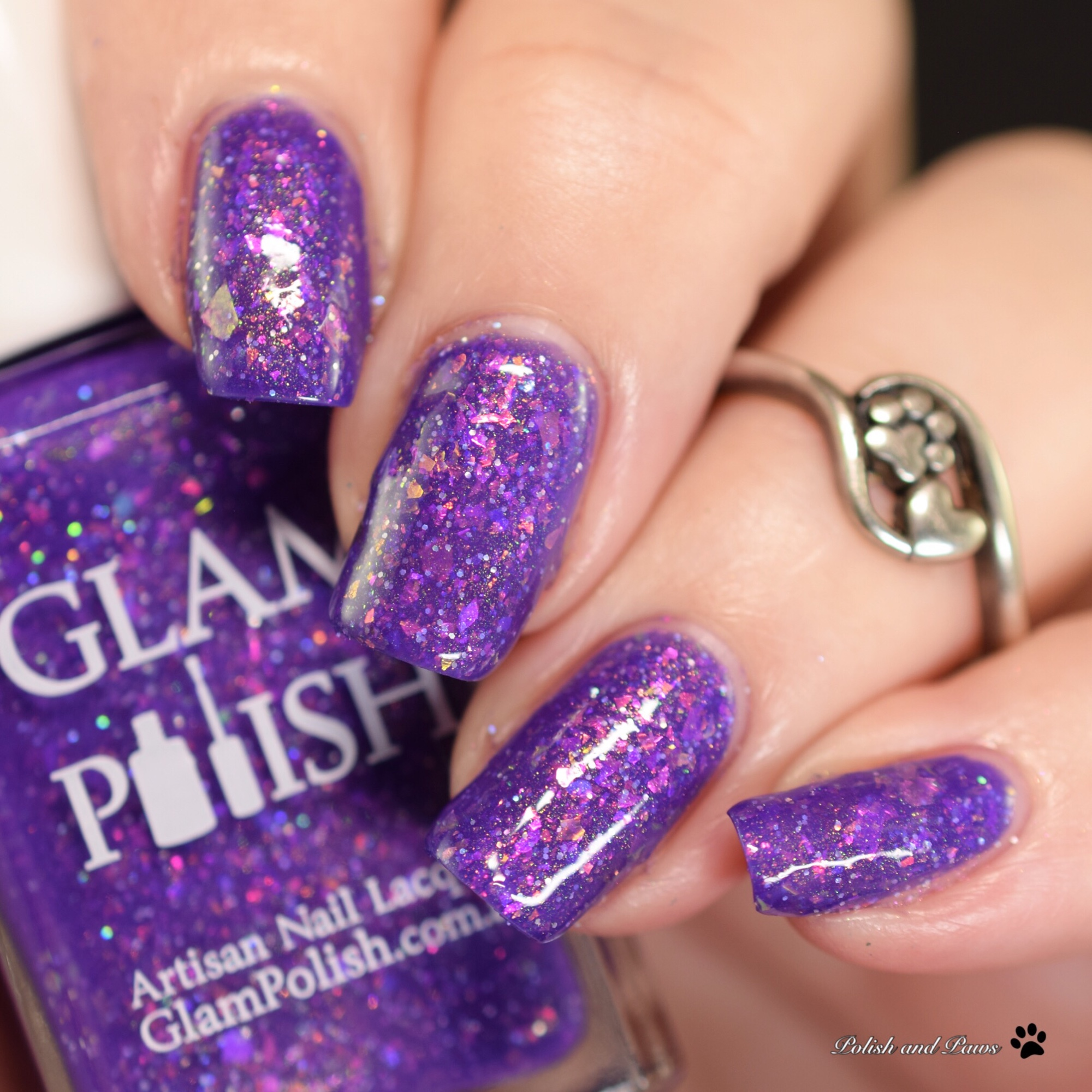 Glam Polish Go On Have a Bite