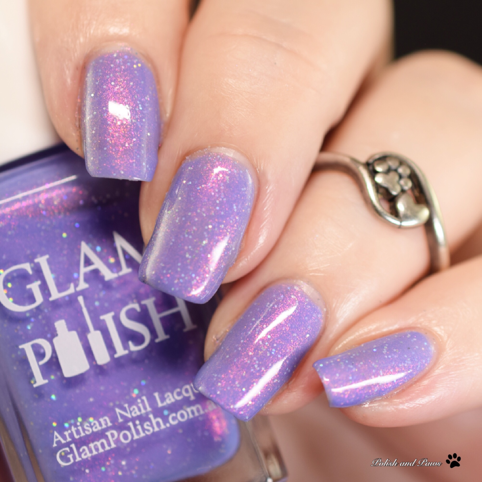 Glam Polish The Magnificent Marvelous Mad Madam Mim