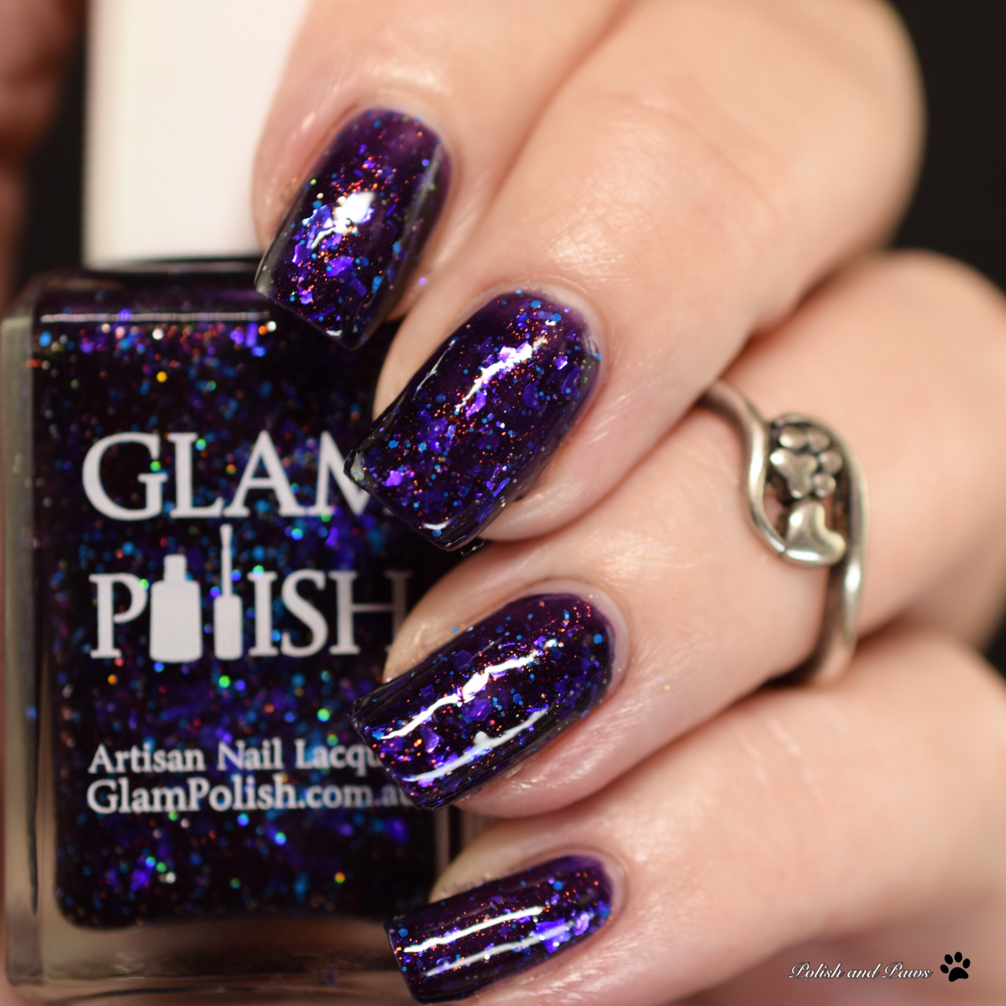 Glam Polish It Won't Cost You Much, Just Your Voice