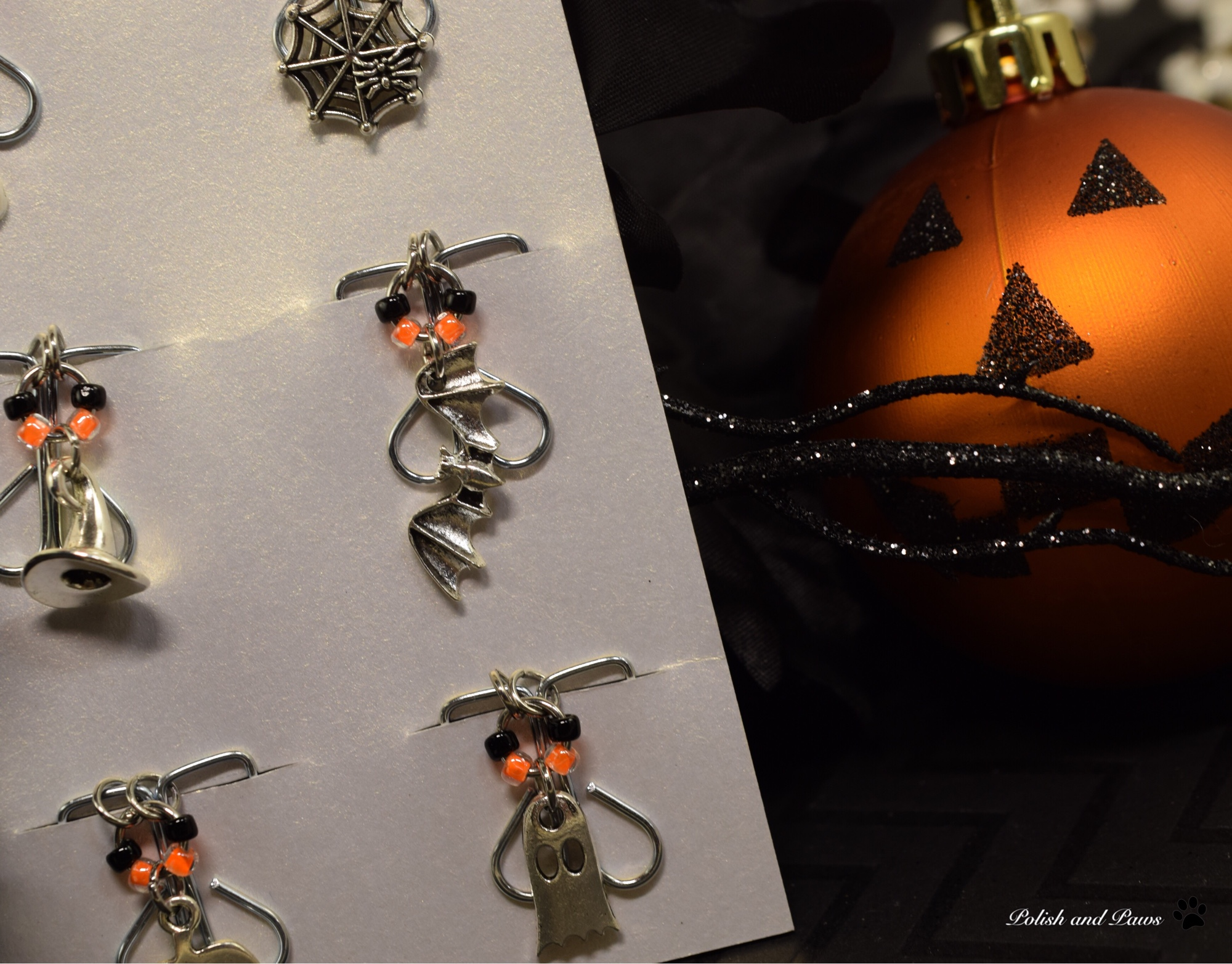 Starlight and Sparkles Halloween is Magic Page Marker Set
