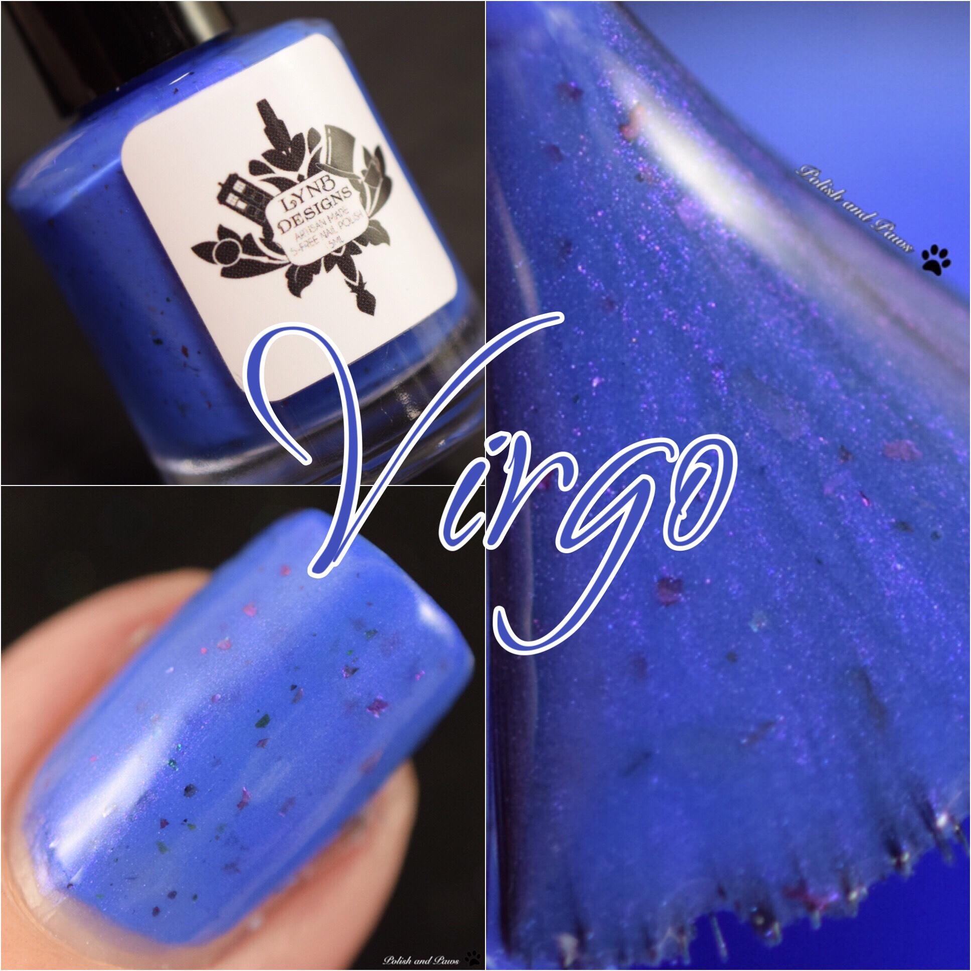 LynB Designs Virgo