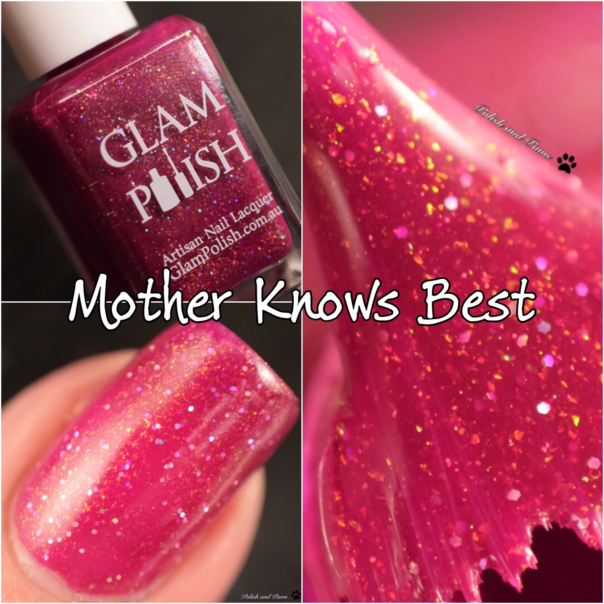 Glam Polish Mother Knows Best