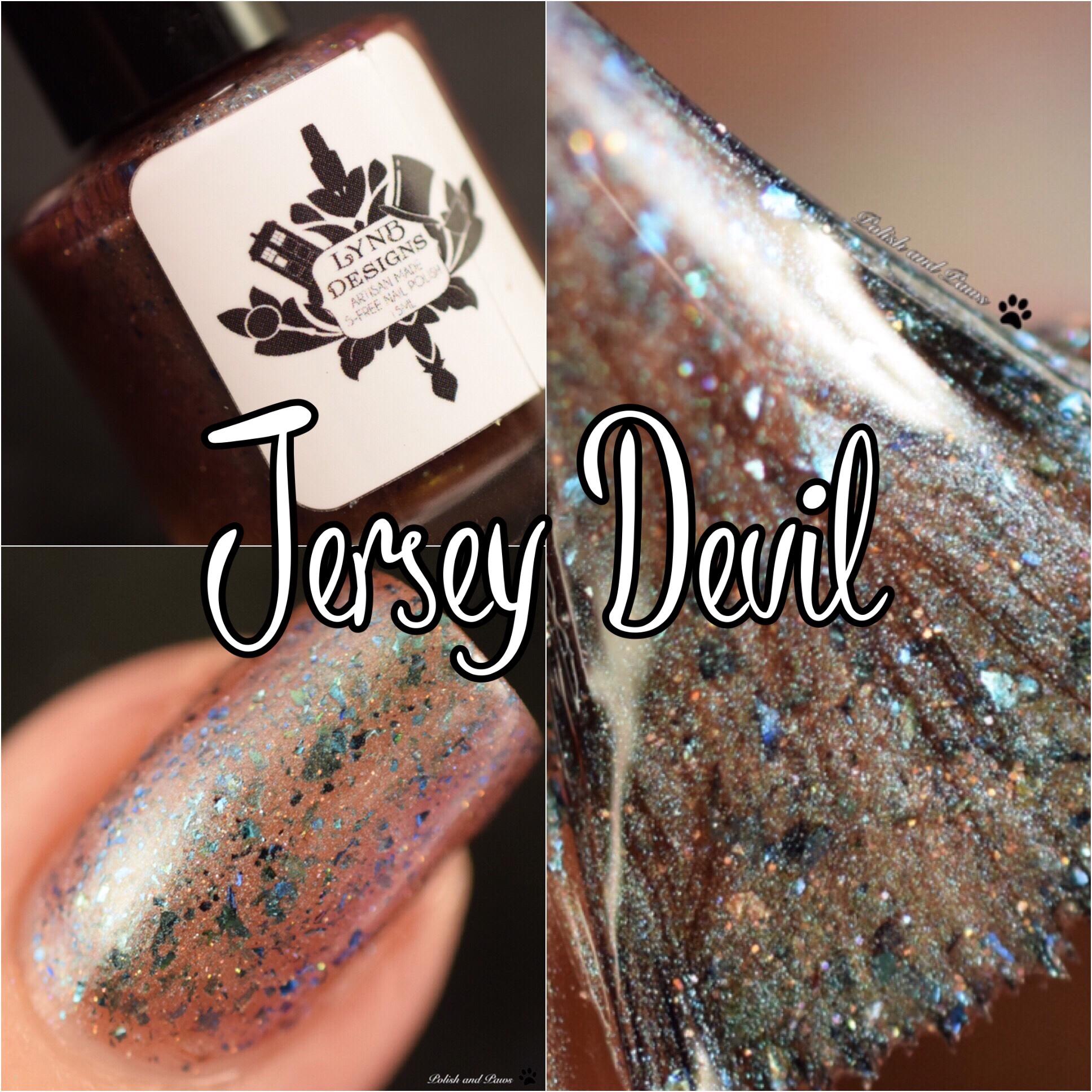 LynB Designs Jersey Devil