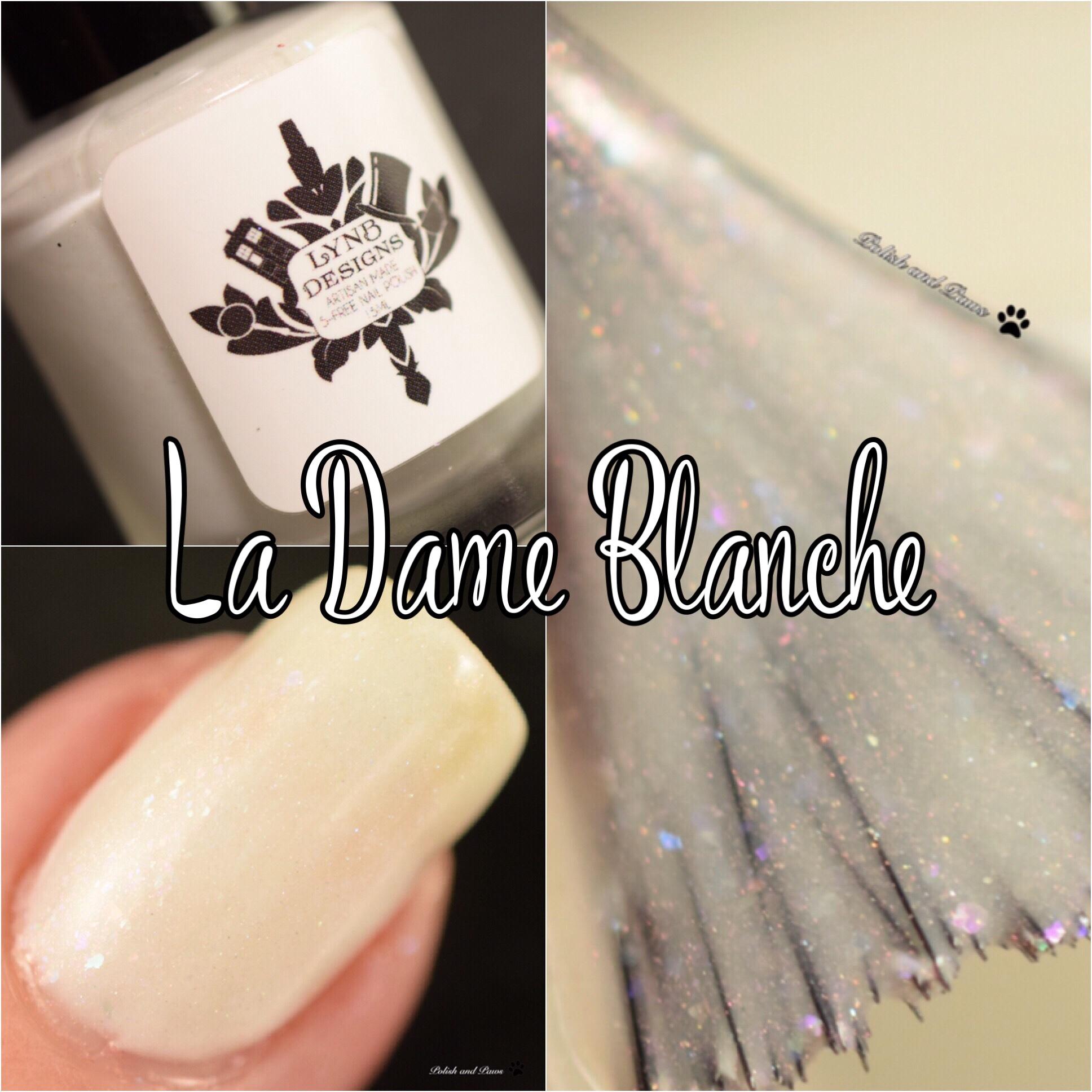 LynB Designs La Dame Blanche