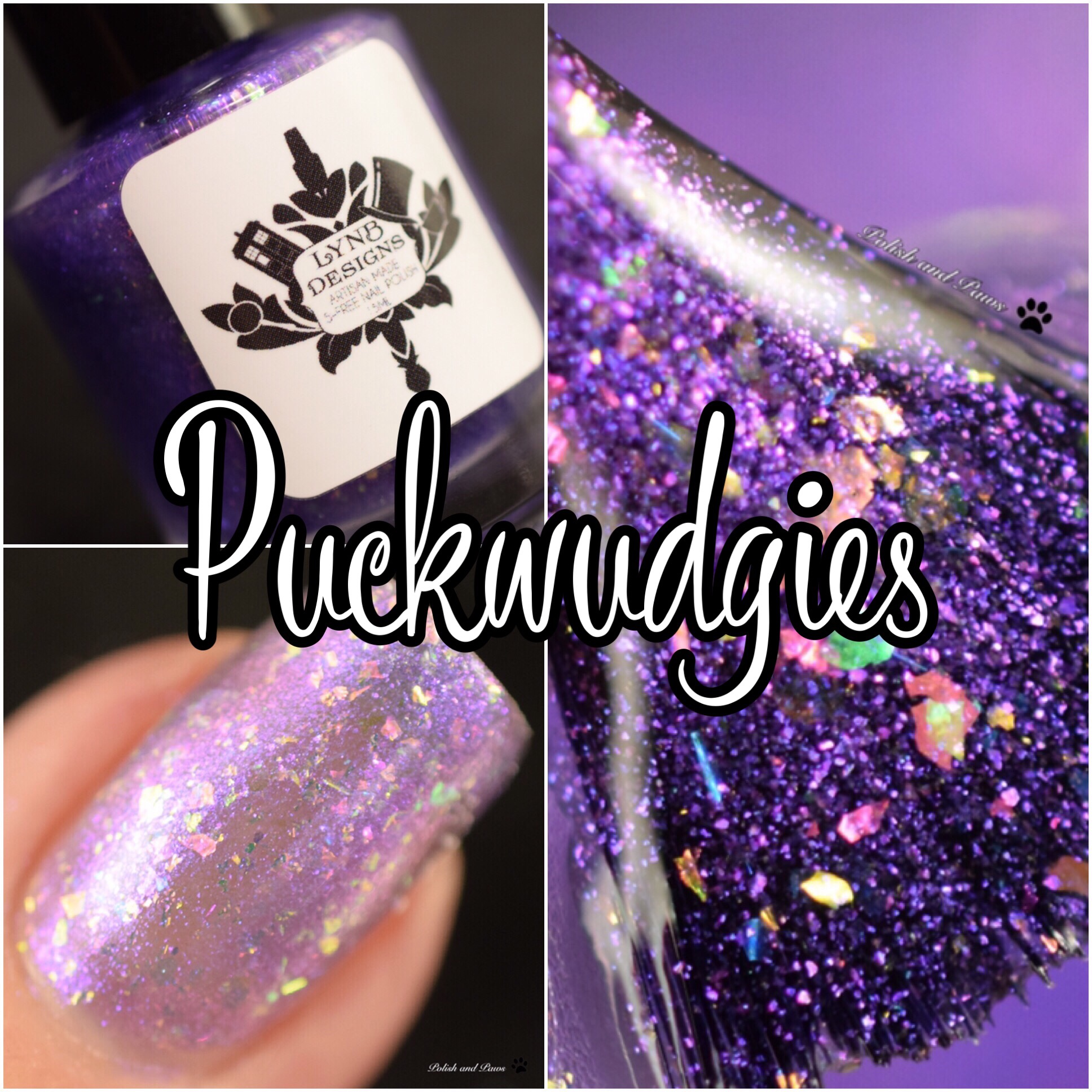 LynB Designs Puckwudgies