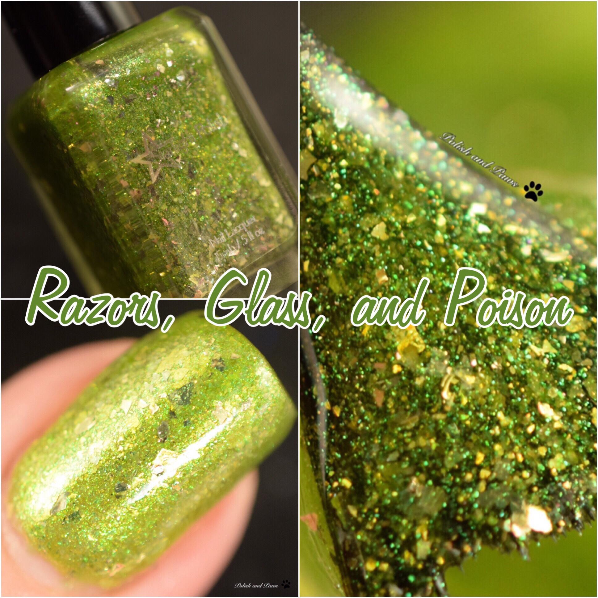 Starlight Polish Razors, Glass, and Poison