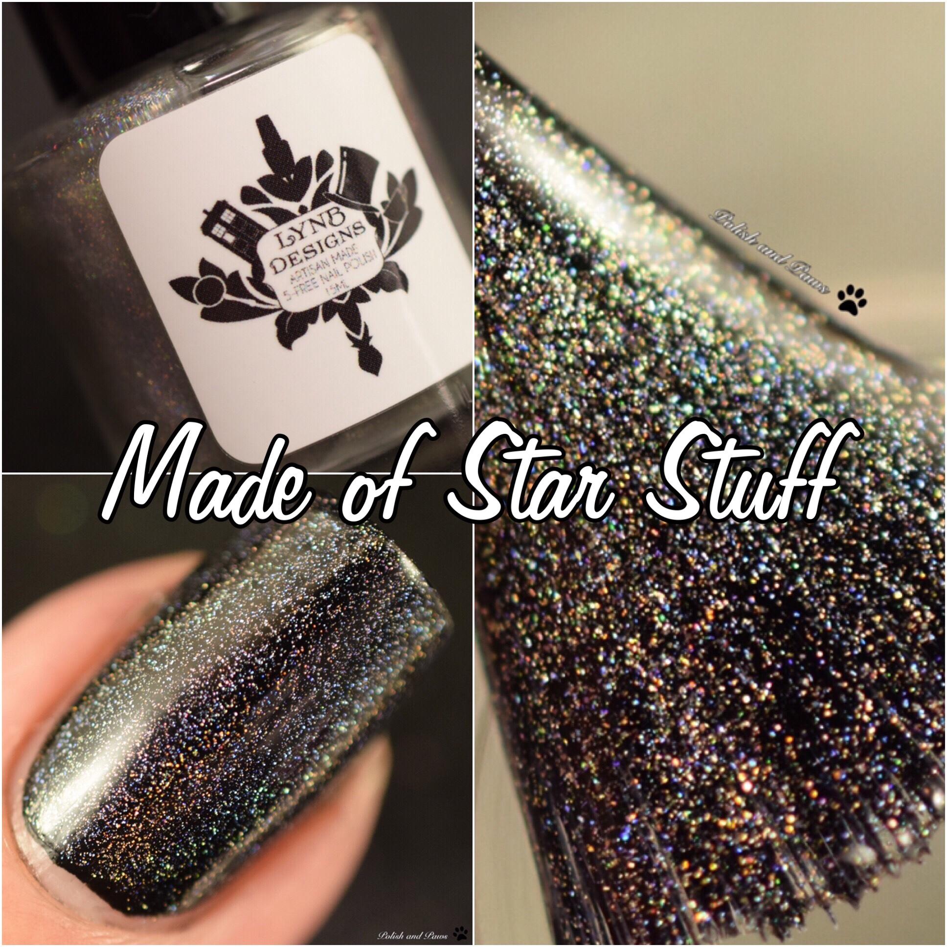 LynB Designs Made of Star Stuff