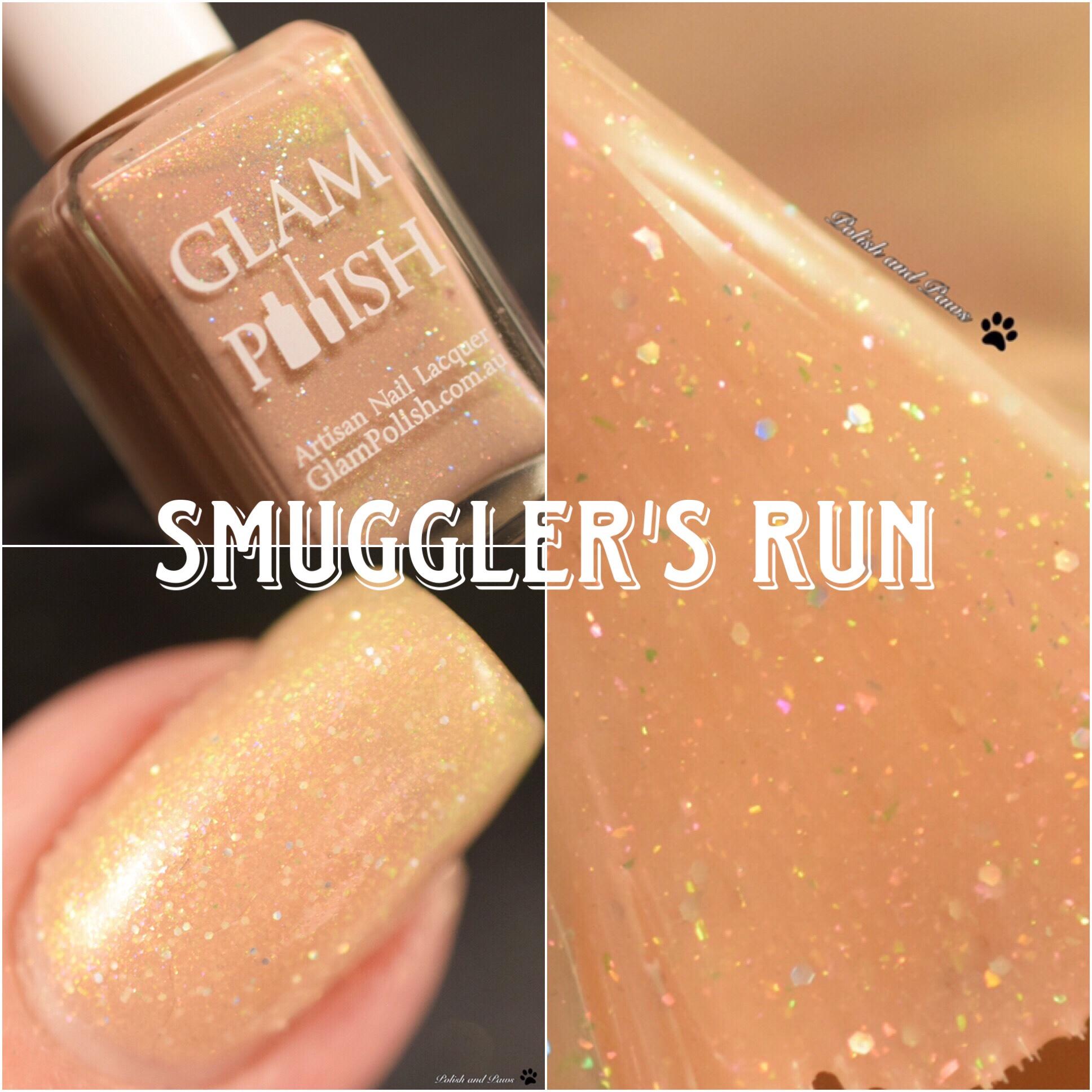 Glam Polish Smuggler's Run