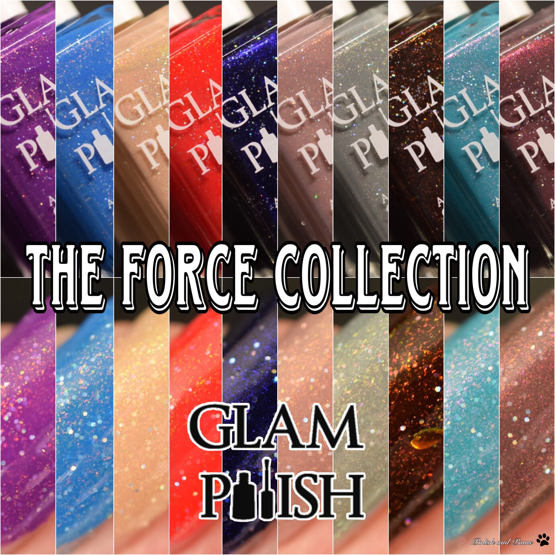 Glam Polish The Force Collection ~ November