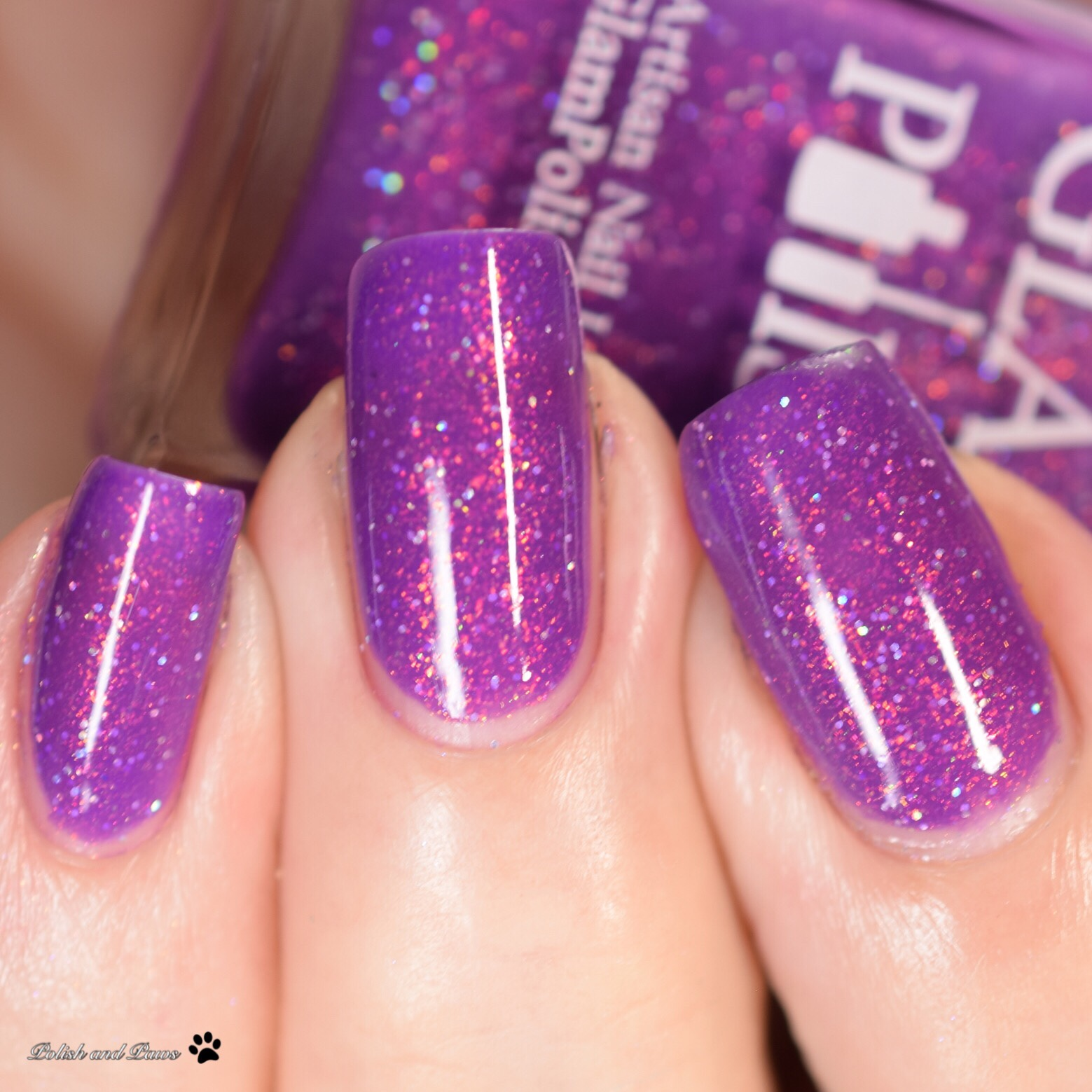 Glam Polish Rise of the Resistance