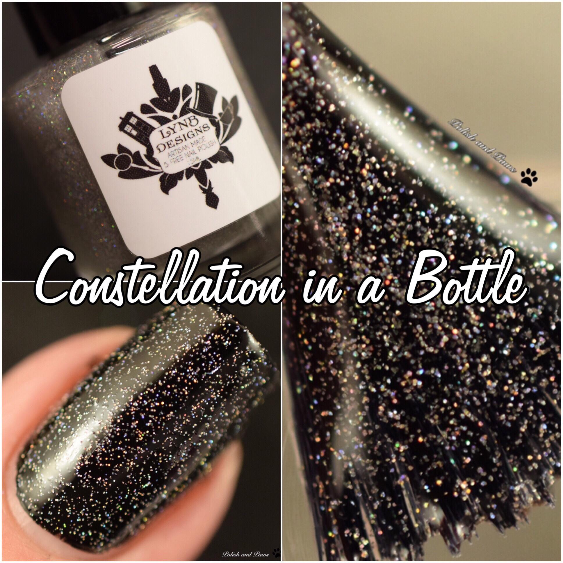 LynB Designs Constellation in a Bottle