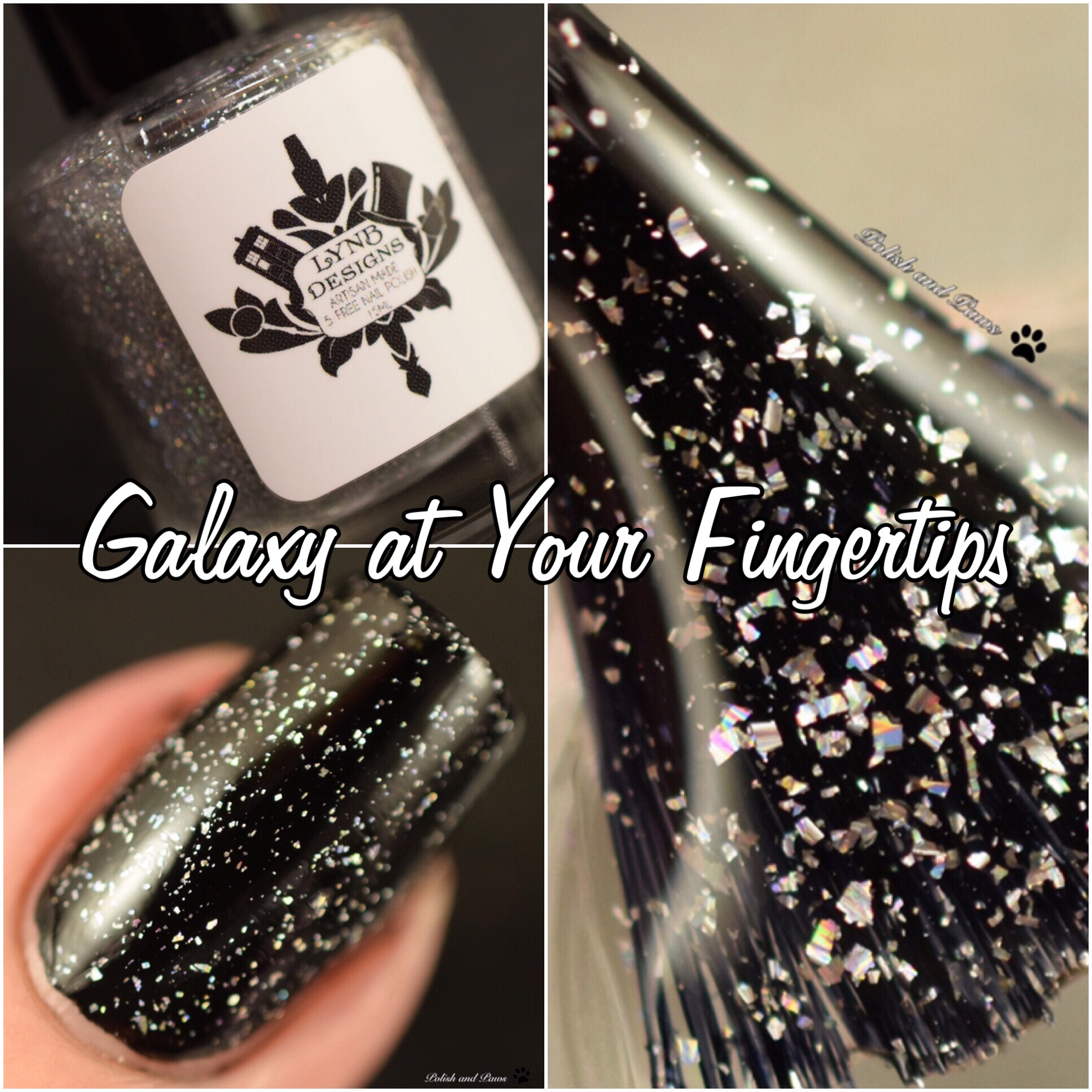 LynB Designs Galaxy at your Fingertips