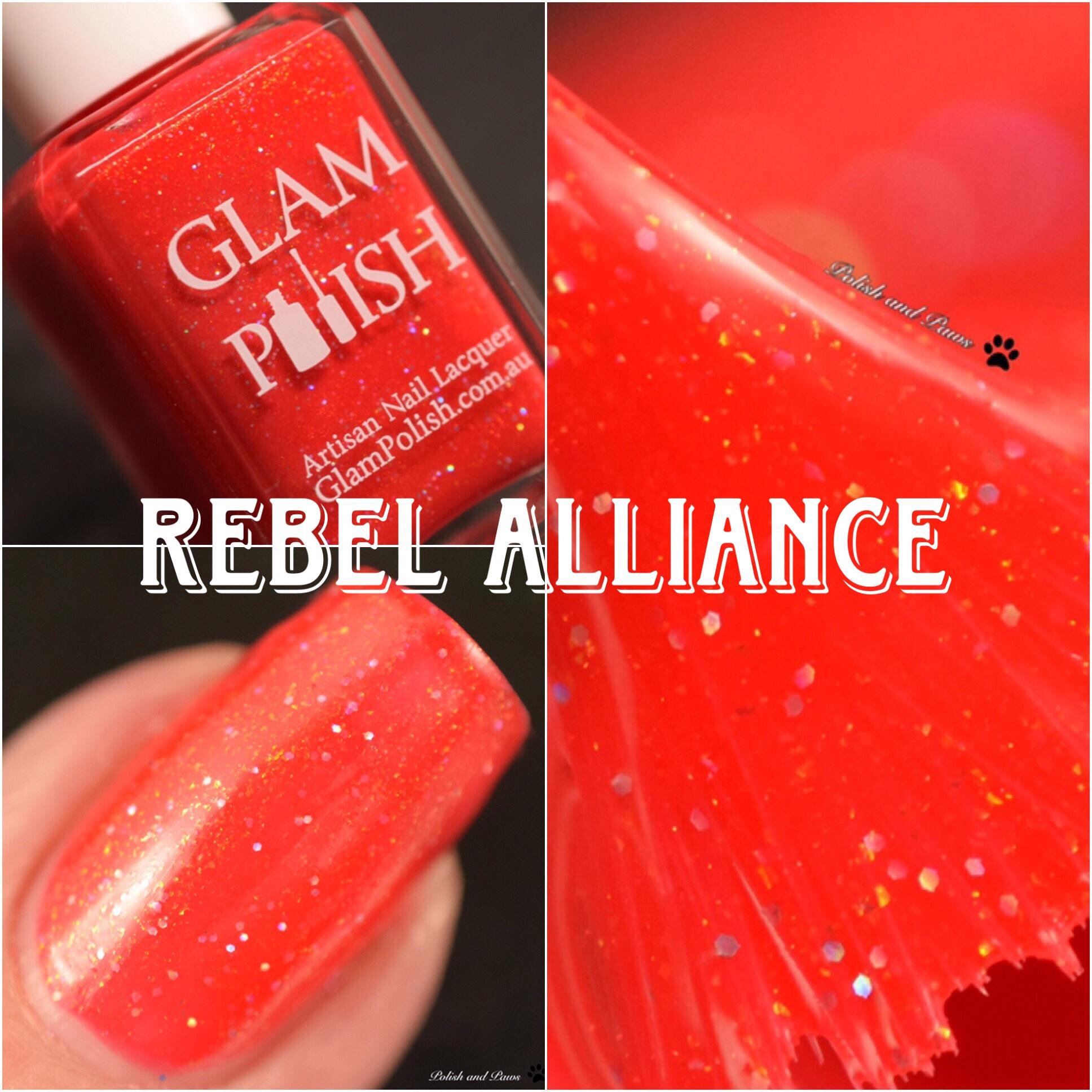 Glam Polish Rebel Alliance
