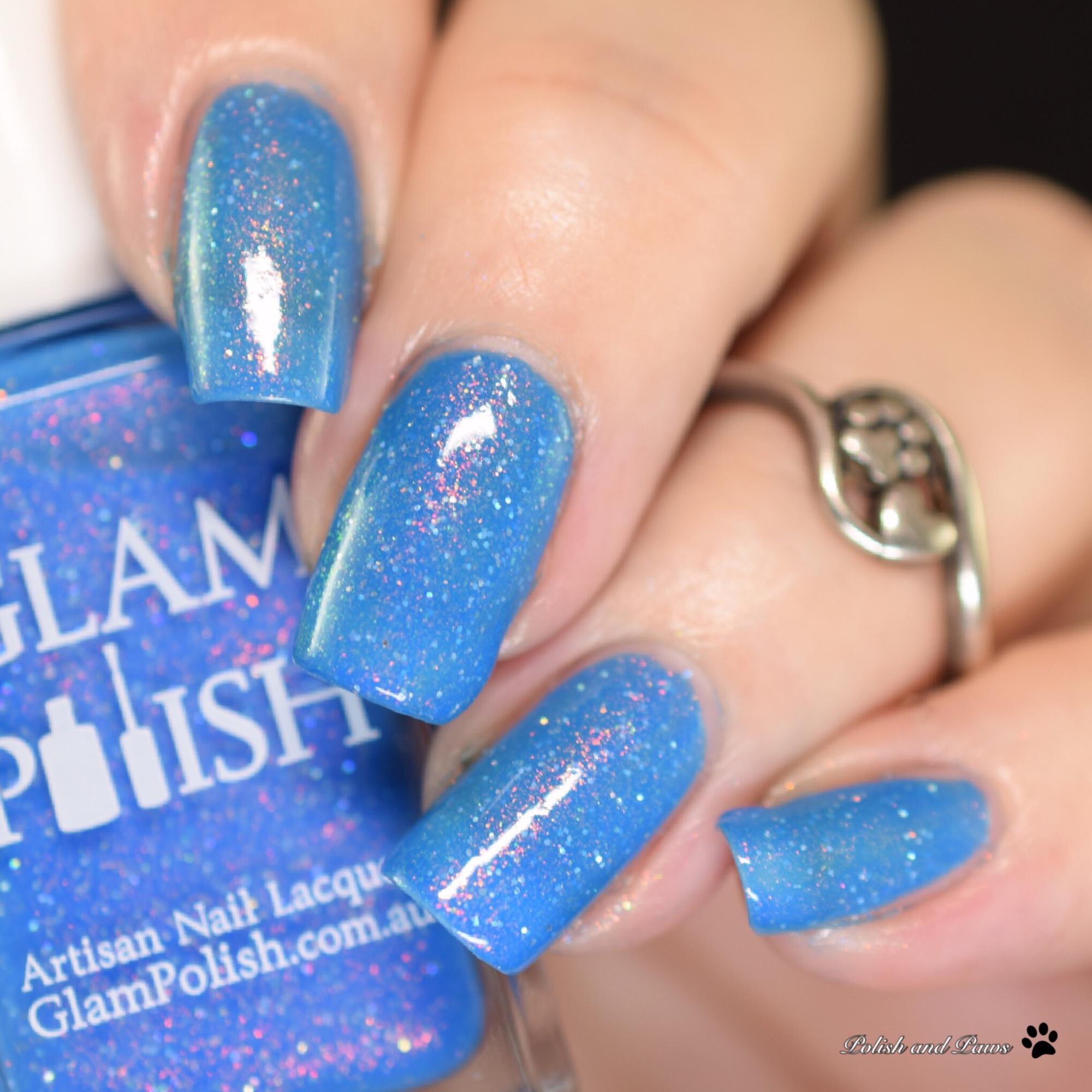 Glam Polish Shattered Empire