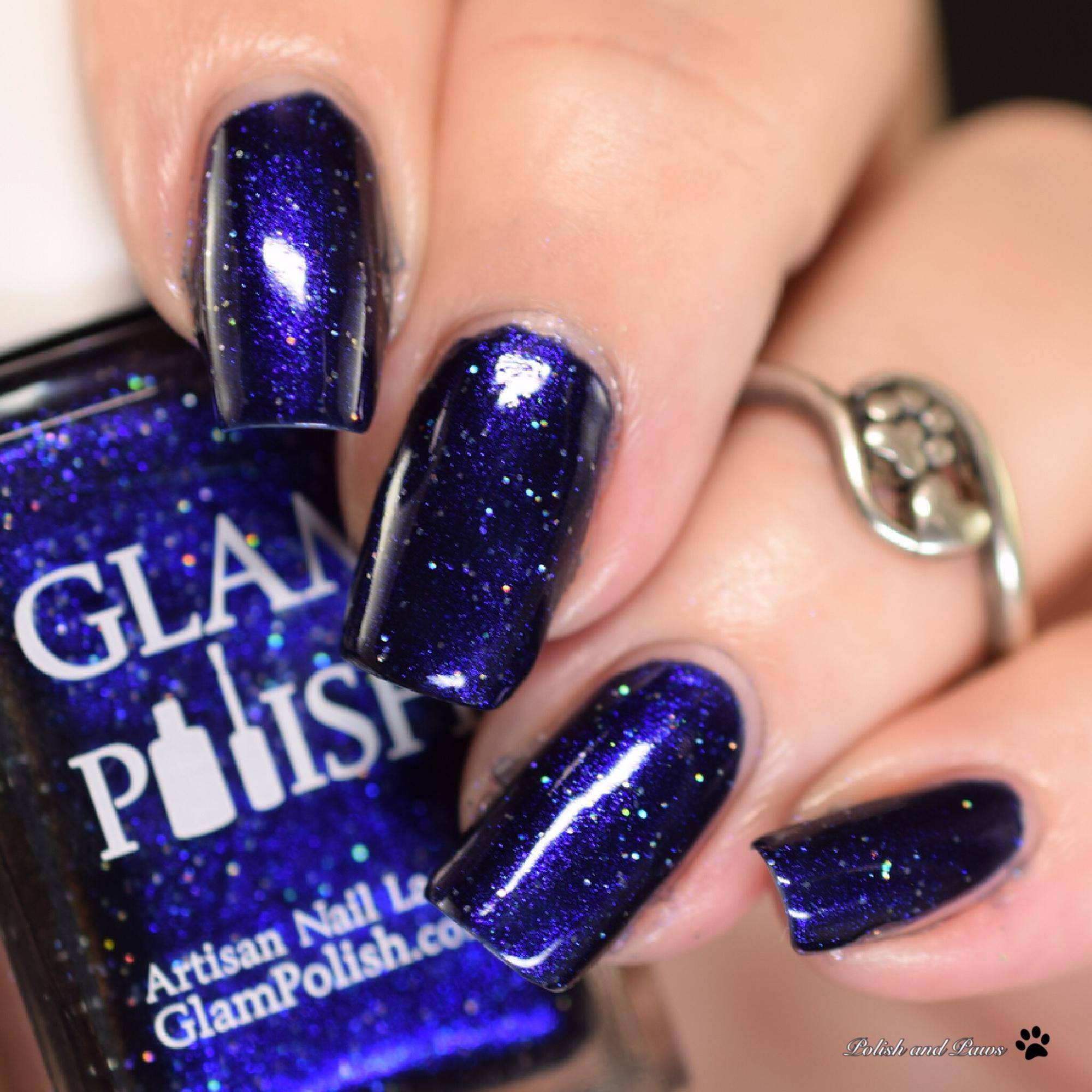 Glam Polish Galaxy of Heroes