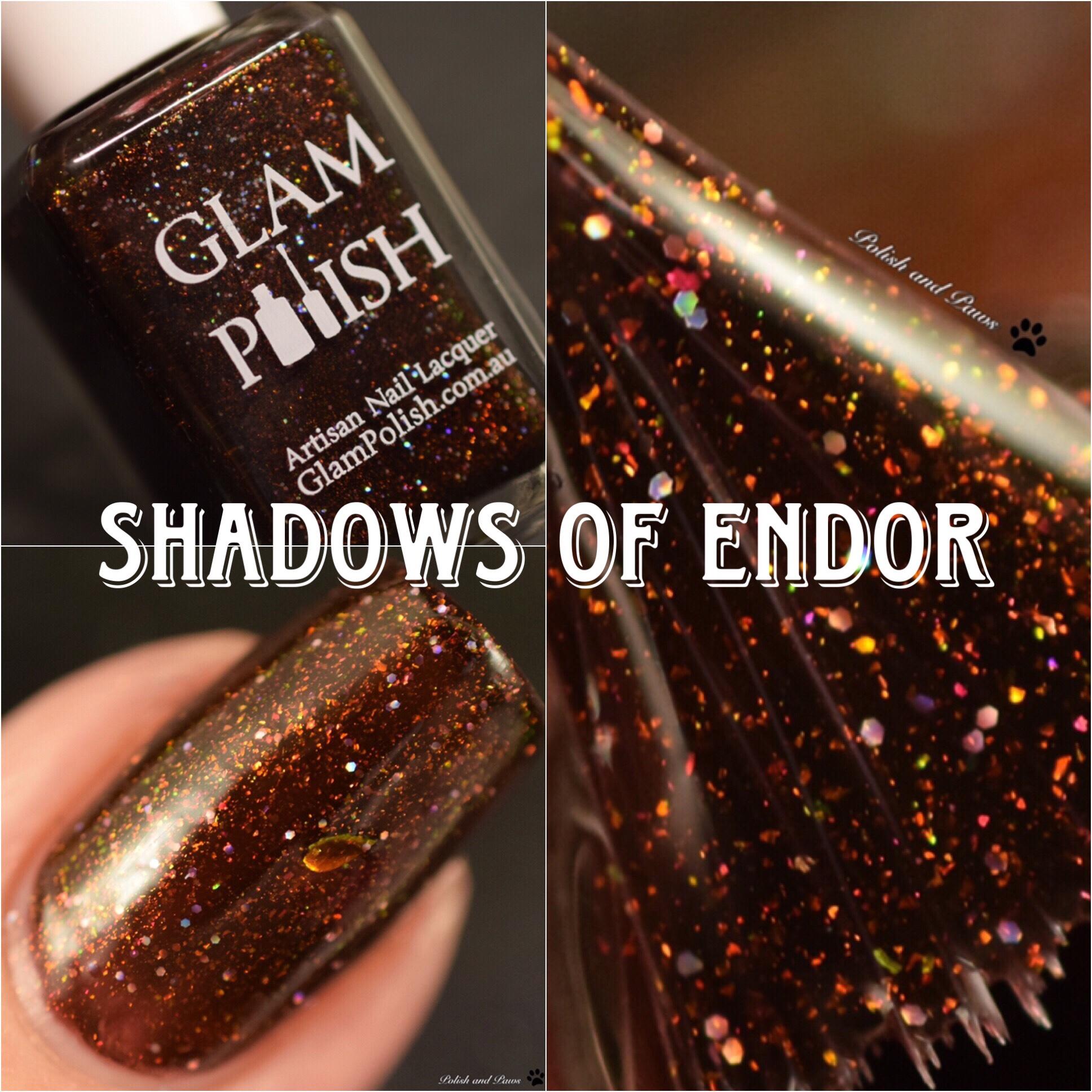 Glam Polish Shadows of Endor
