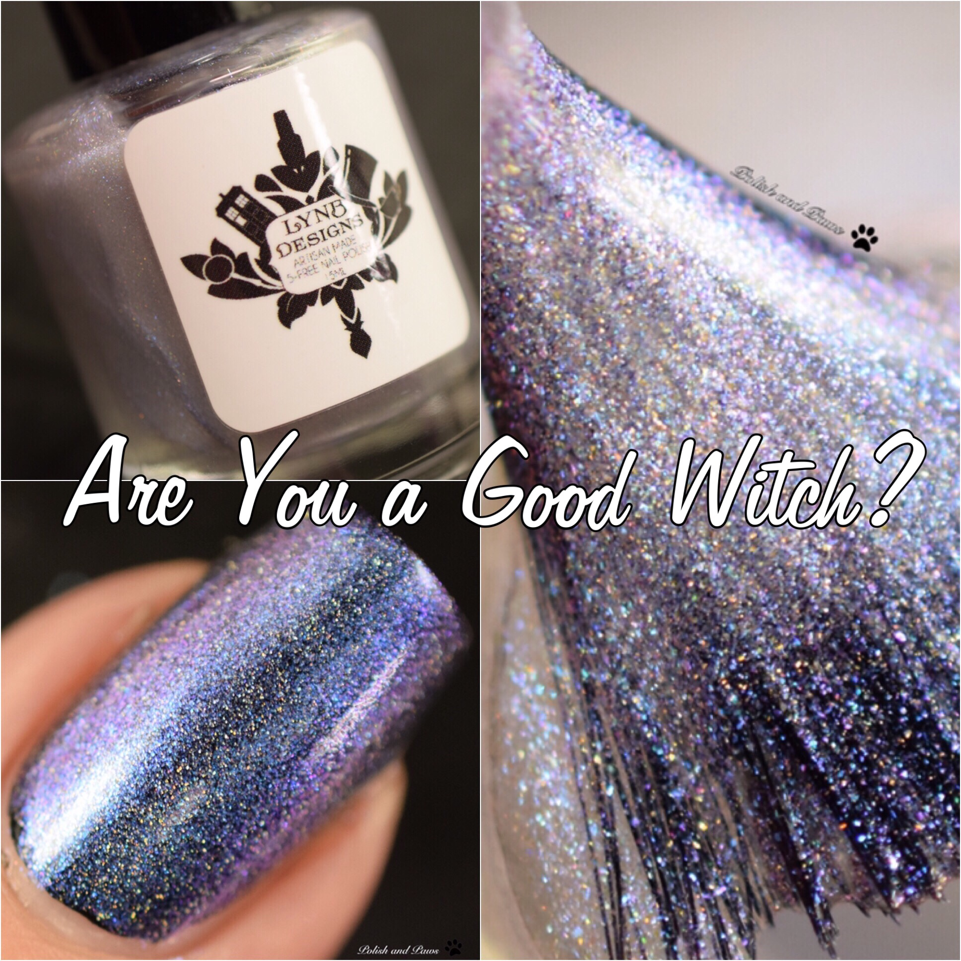 LynB Designs Are You a Good Witch?