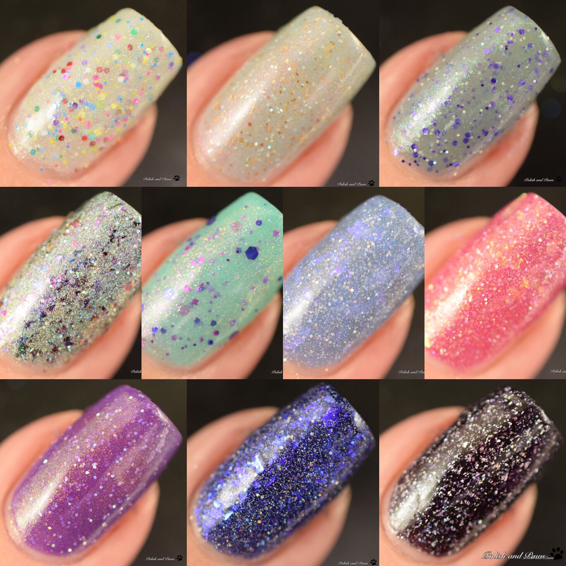 Glam Polish Black Friday Small Batch Release