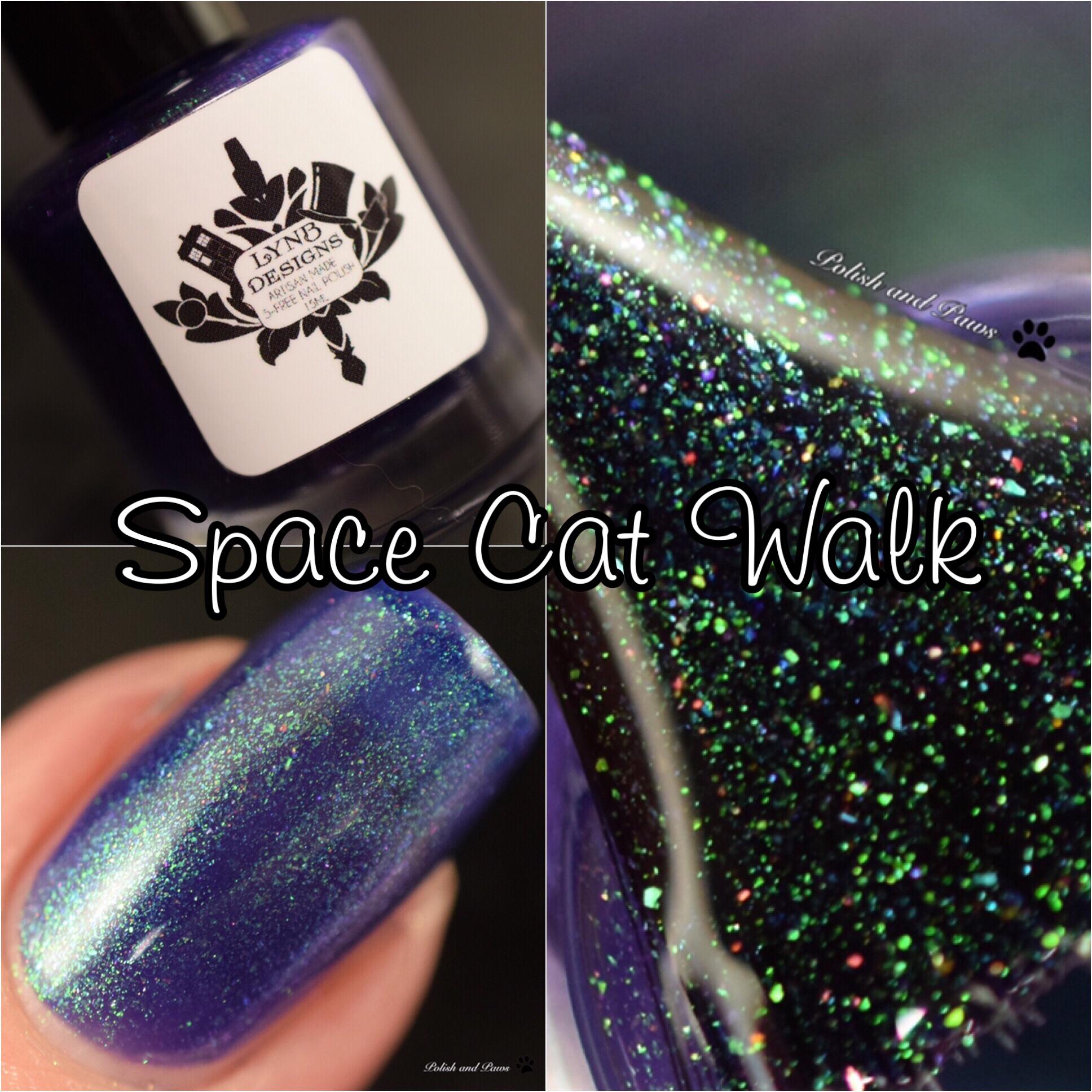 LynB Designs Space Cat Walk