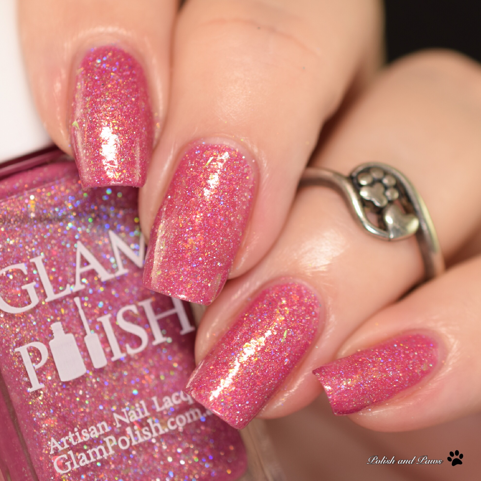 Glam Polish Legally Blonde