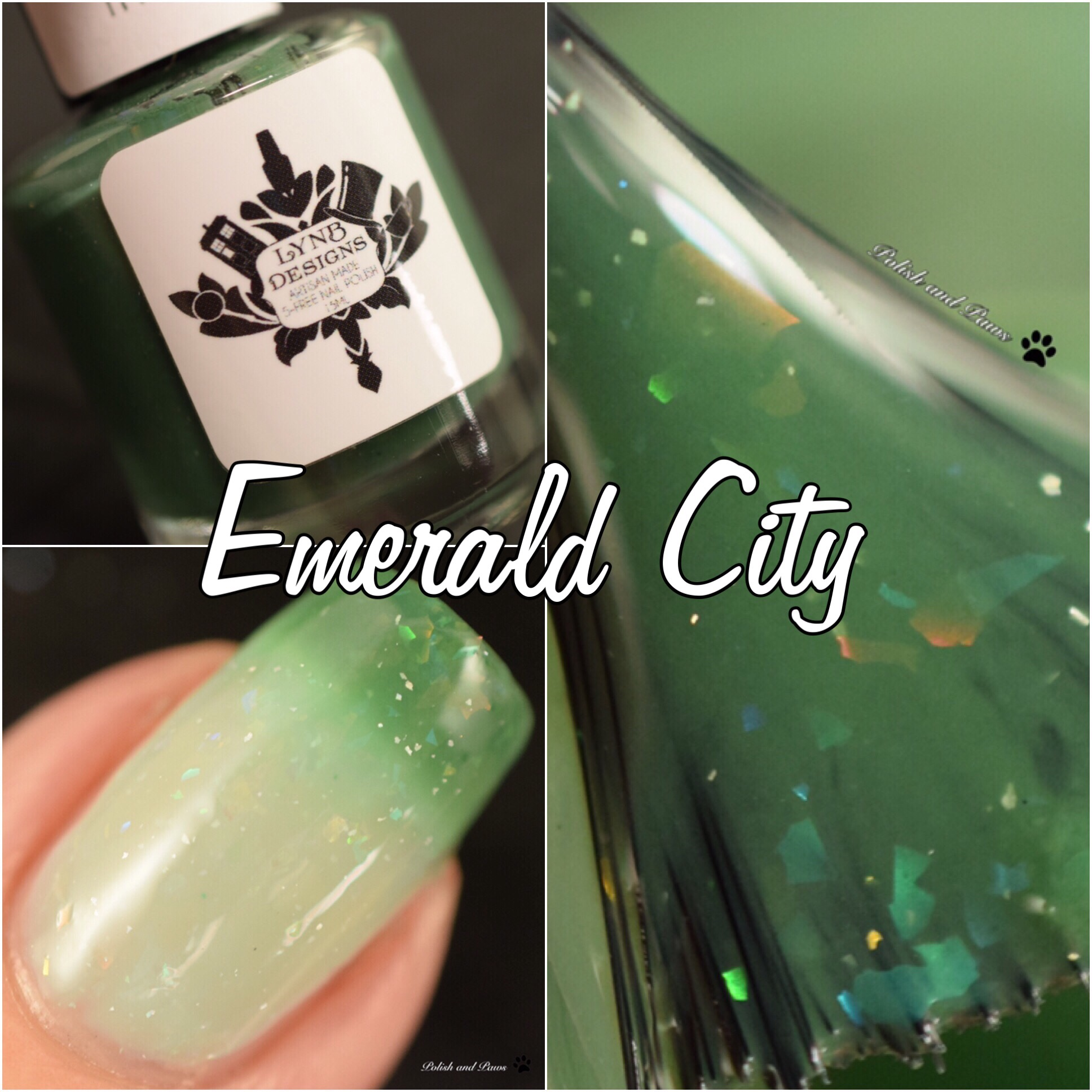 LynB Designs Emerald City