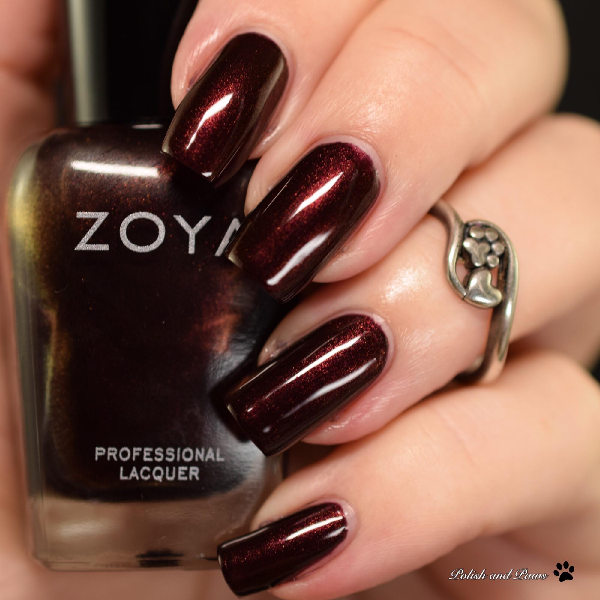 Zoya Nail Polish Sedona