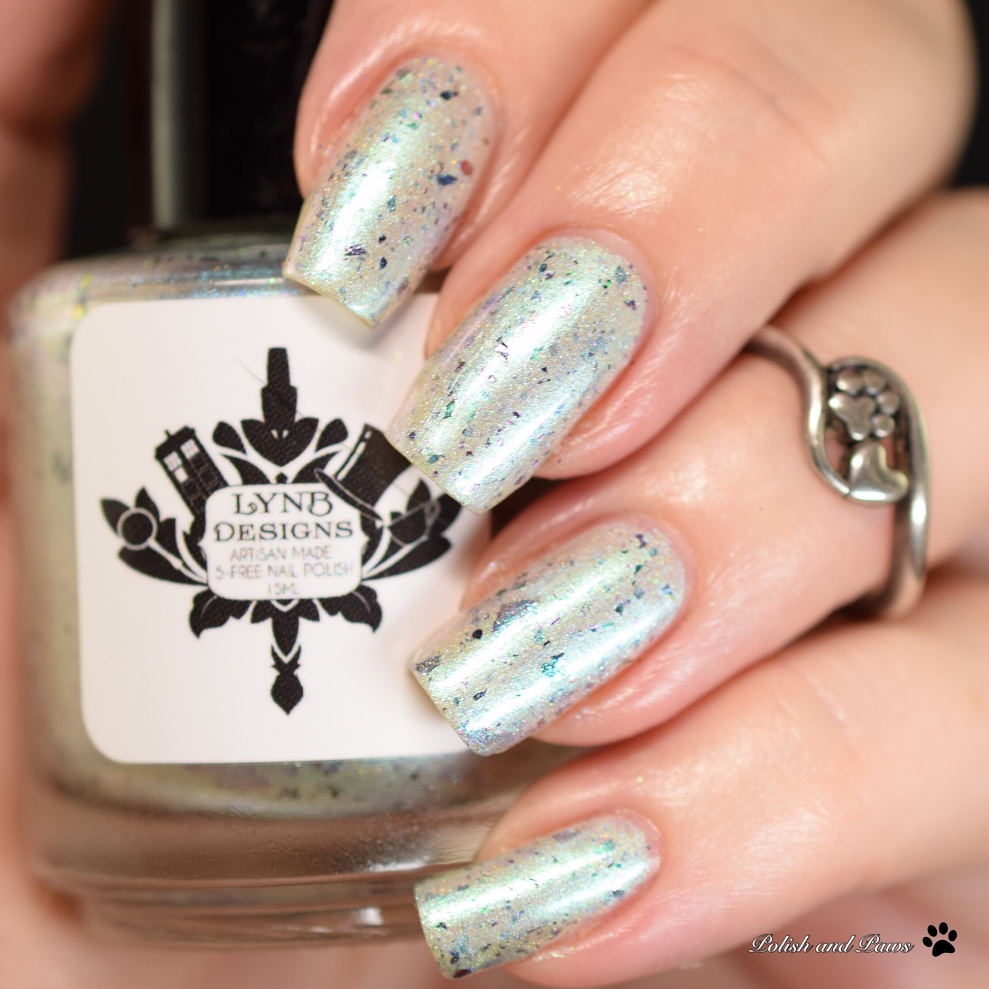 Polish Pickup ~ LynB Designs Age of Asparagus
