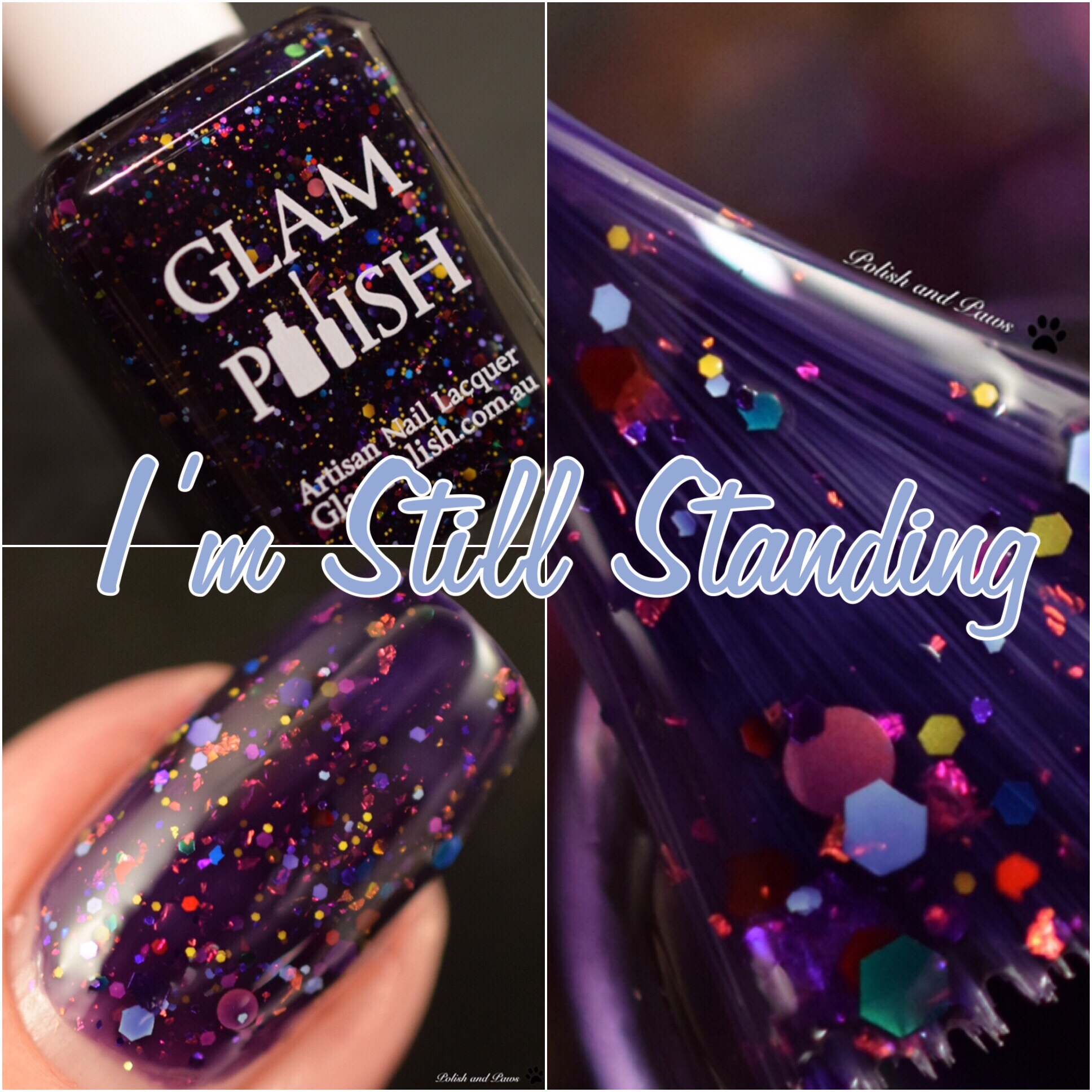 Glam Polish I'm Still Standing