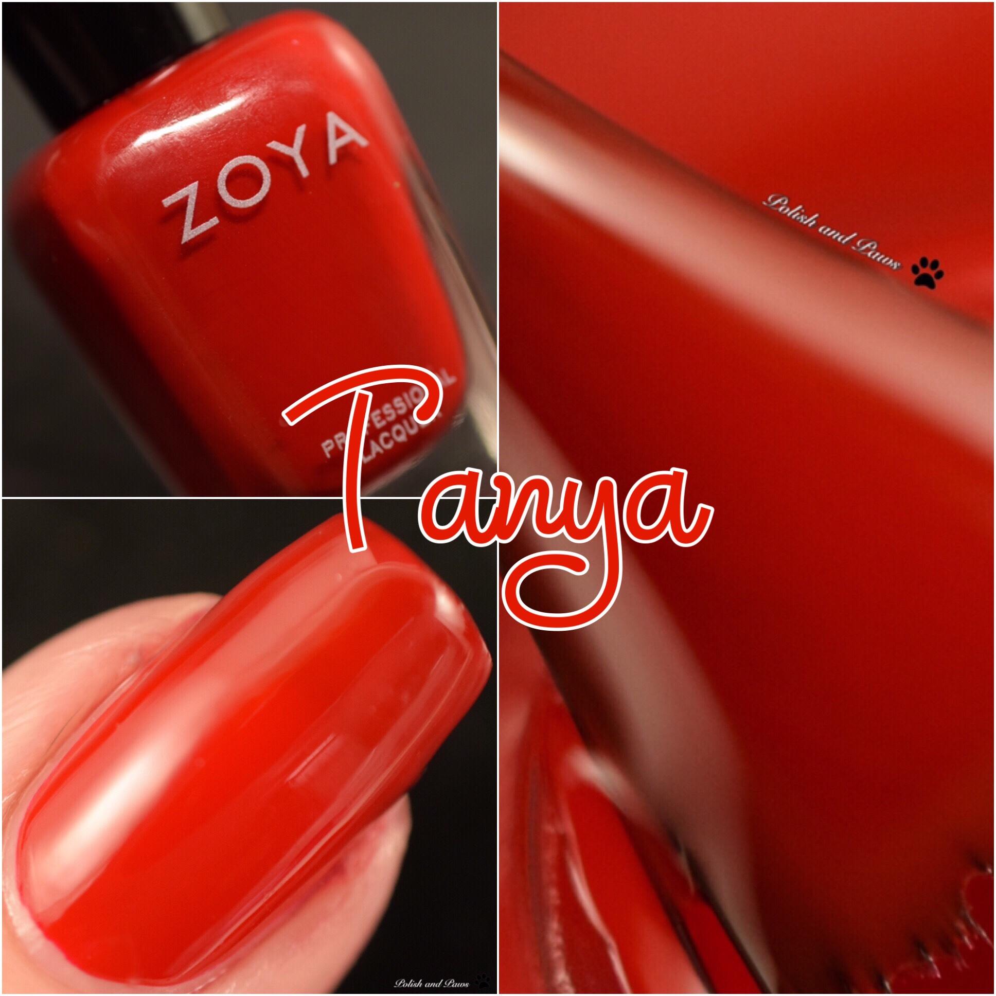 Zoya Nail Polish Tanya