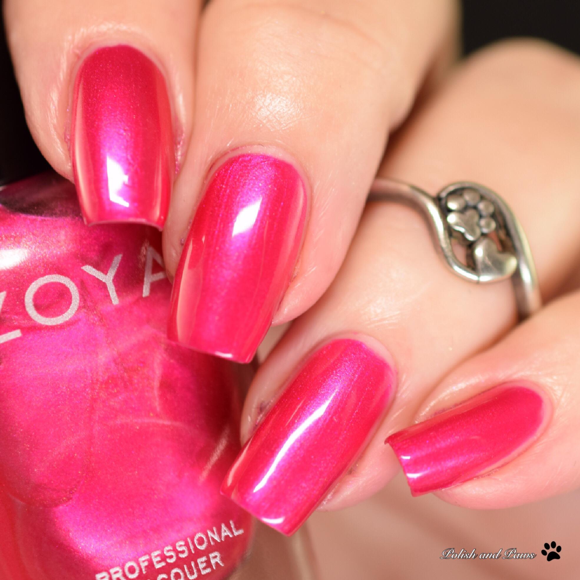 Zoya Nail Polish Rosa