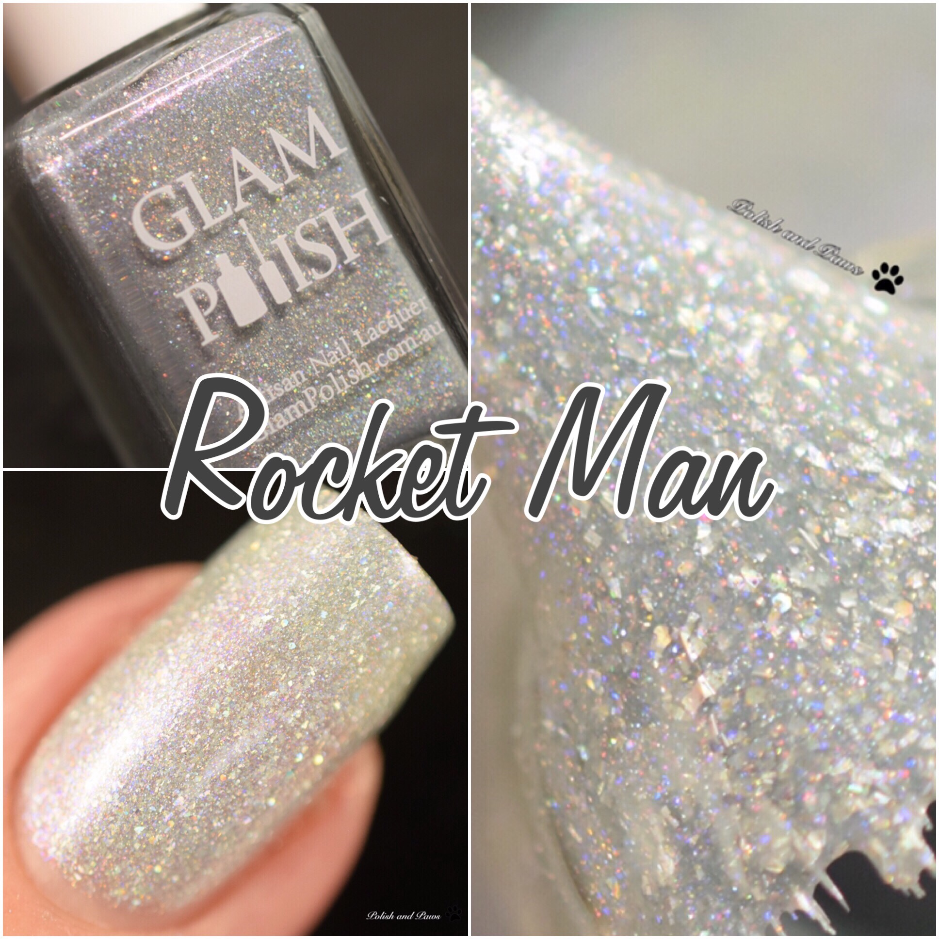 Glam Polish Rocket Man