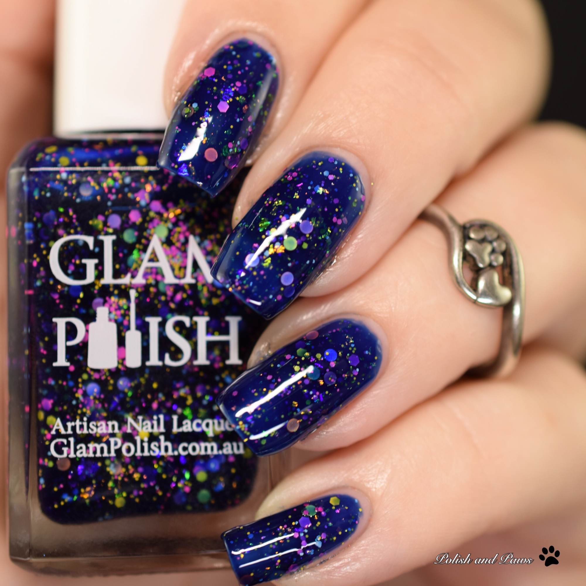 Glam Polish Crocodile Rock