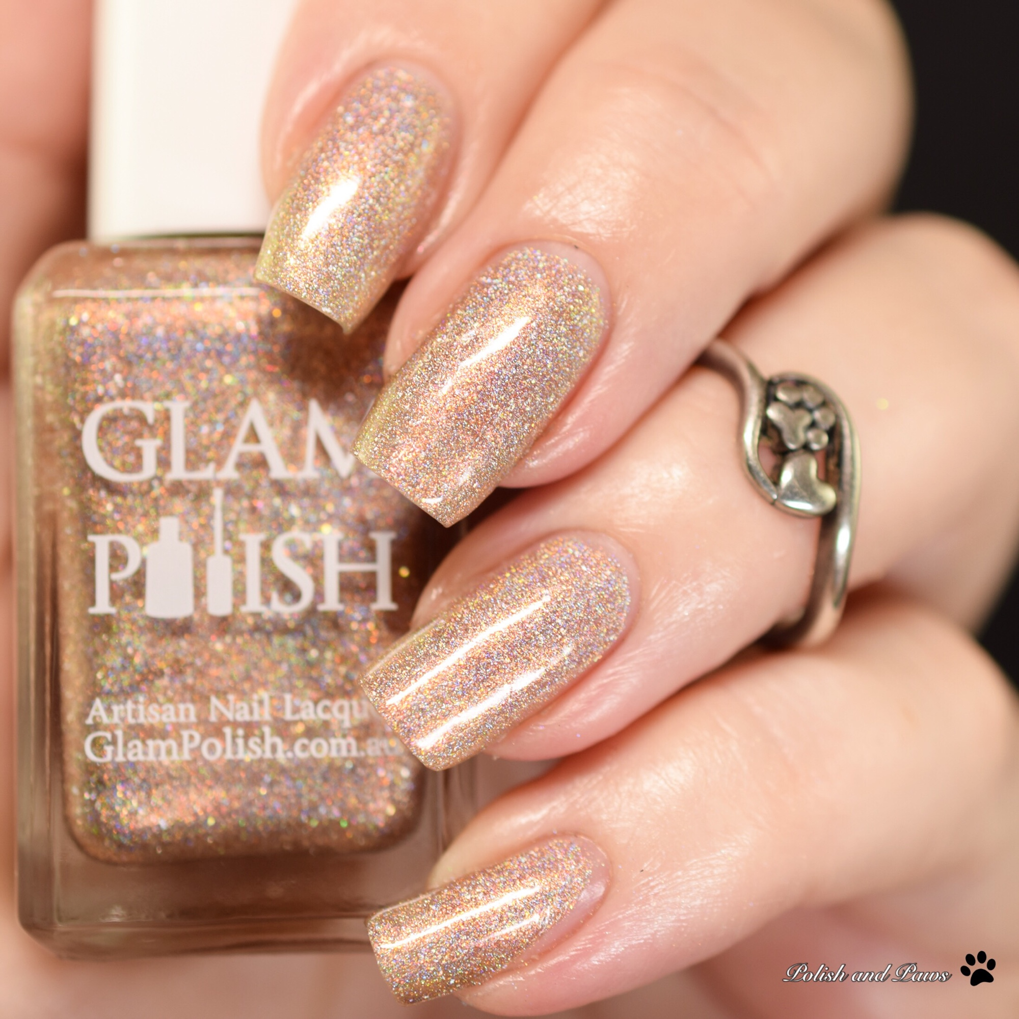 Glam Polish Don't Let the Sun Go Down on Me