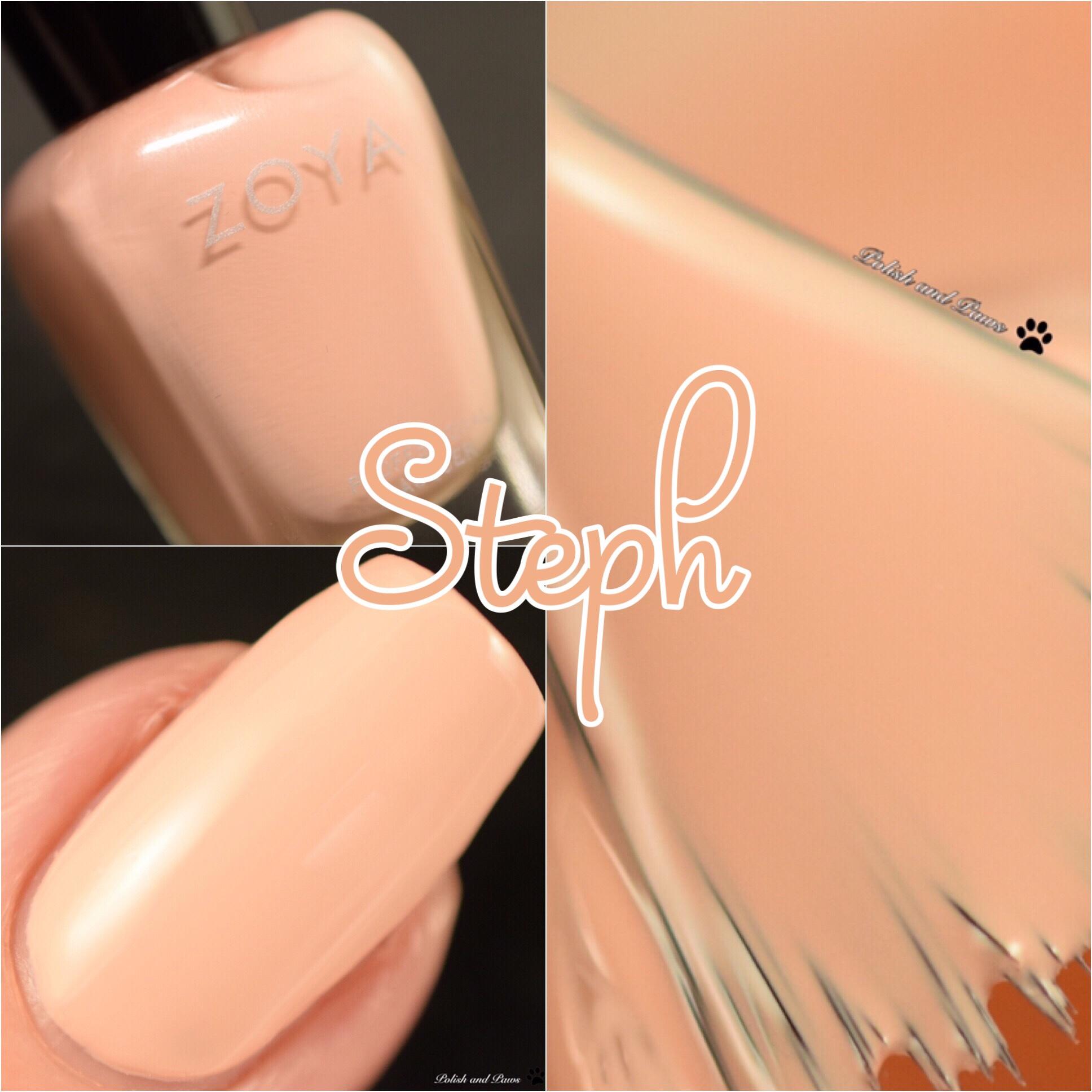 Zoya Nail Polish Steph