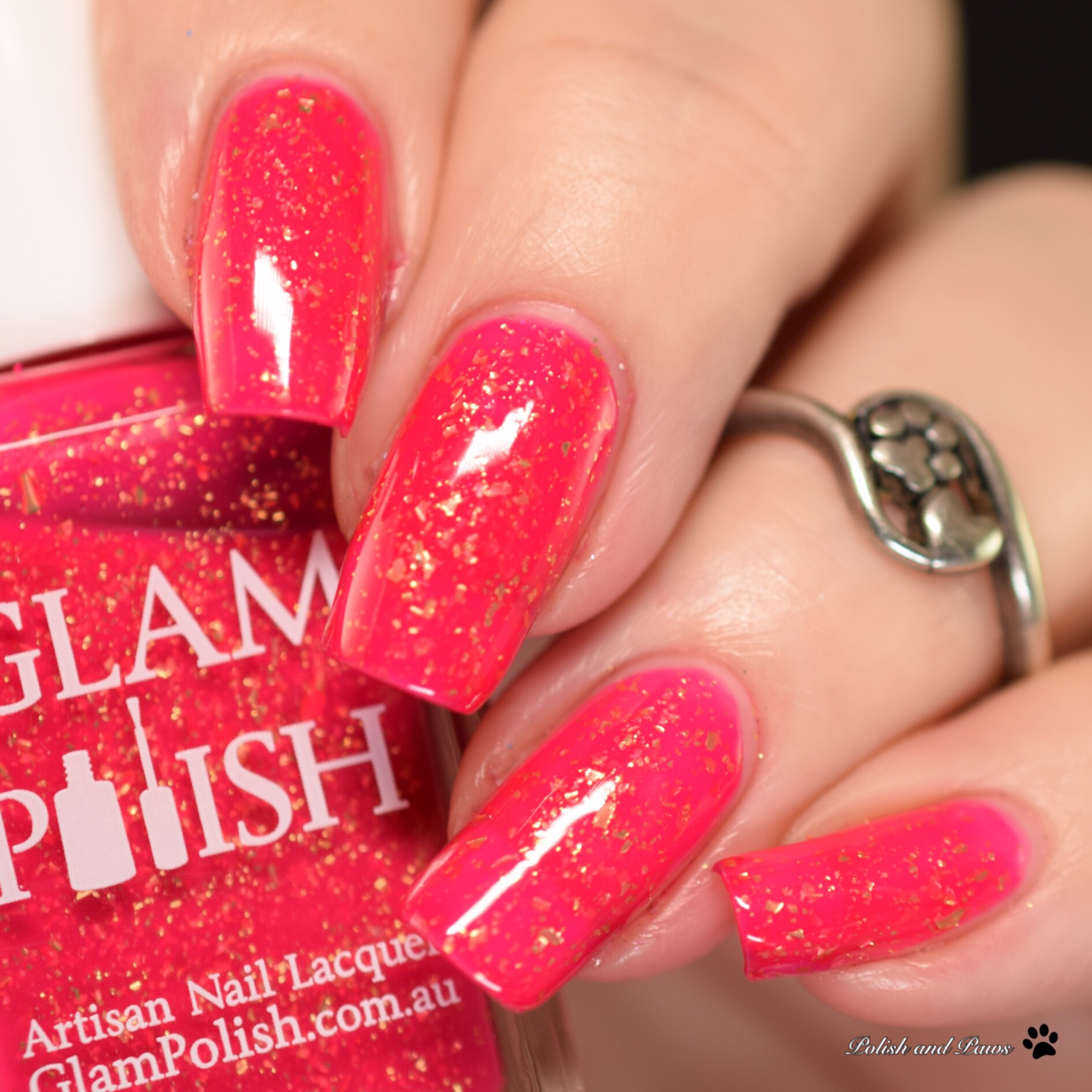 Glam Polish Don't Go Breaking my Heart